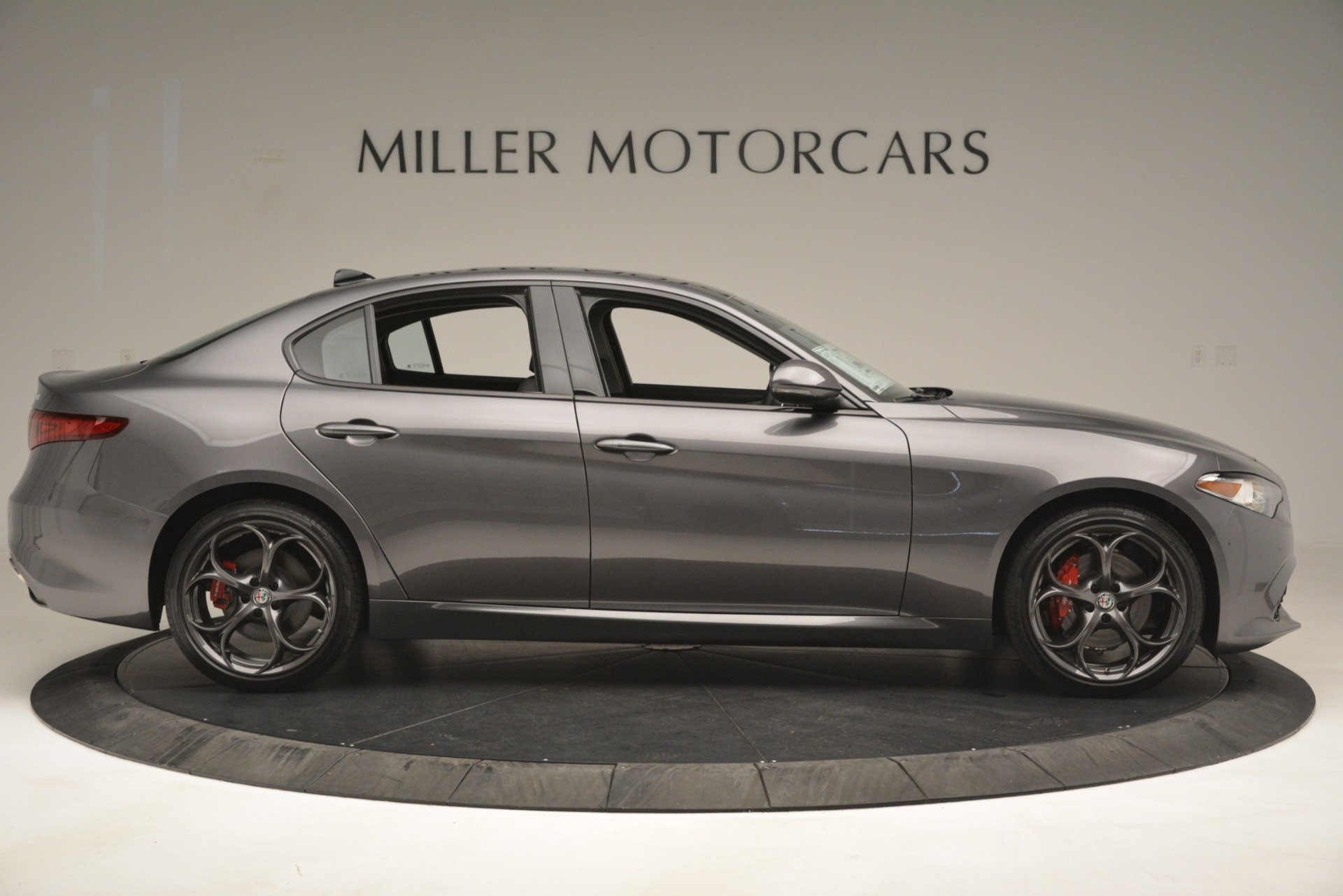 New 2019 Alfa Romeo Giulia Ti Sport Q4 For Sale In Westport, CT 2857_p9