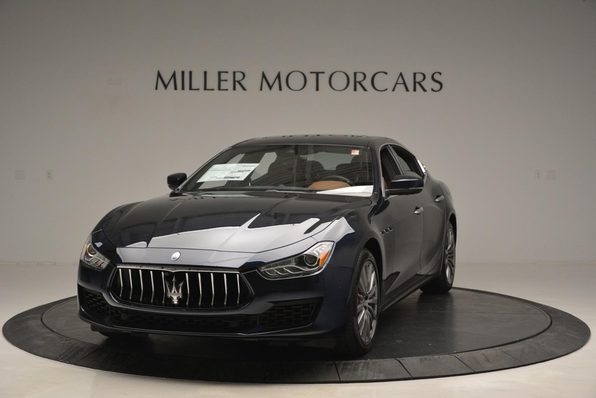 New 2019 Maserati Ghibli S Q4 For Sale In Westport, CT 2862_main