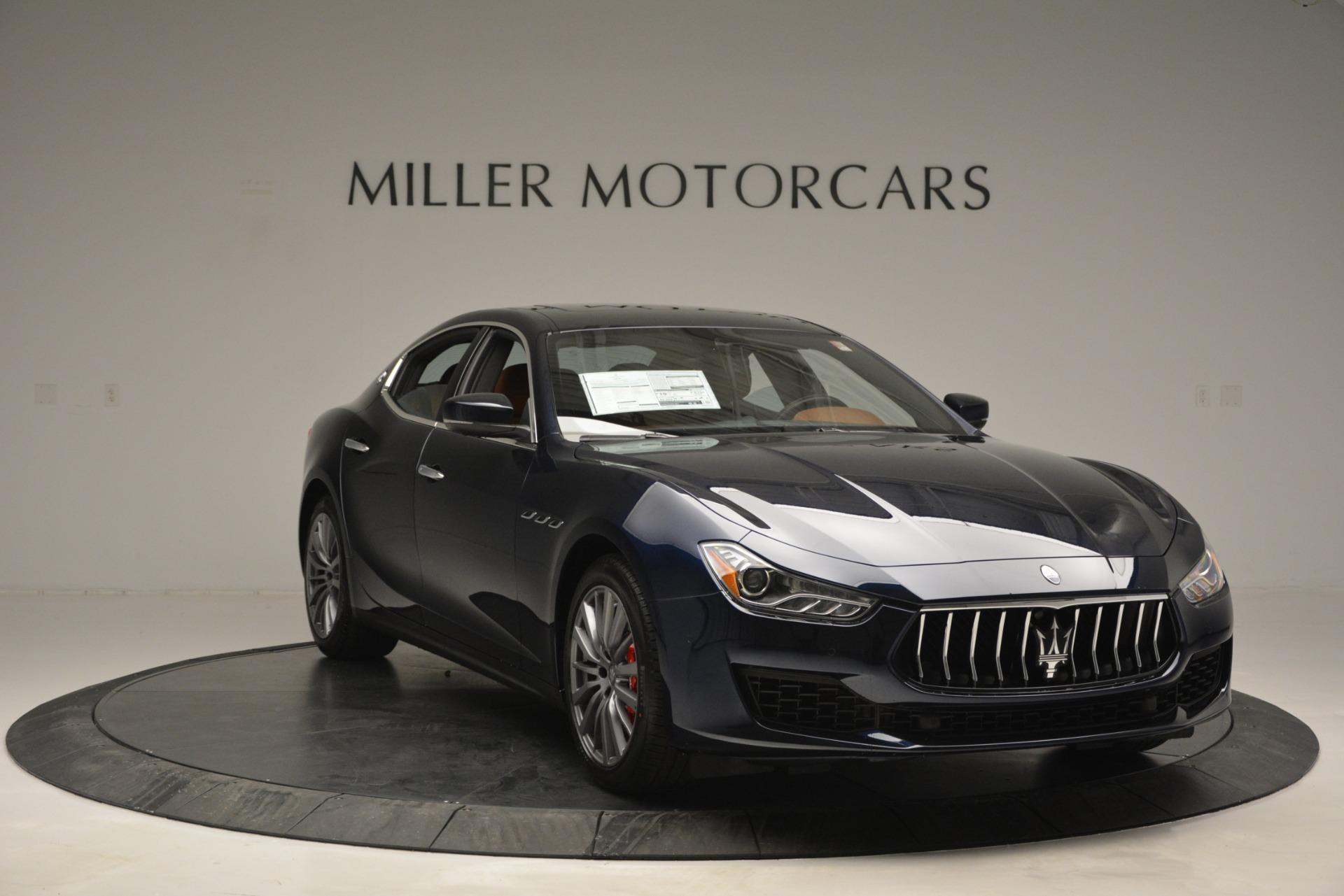 New 2019 Maserati Ghibli S Q4 For Sale In Westport, CT 2862_p11