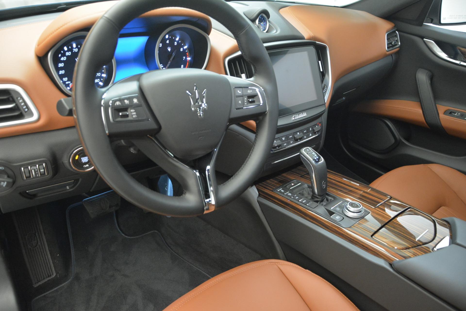 New 2019 Maserati Ghibli S Q4 For Sale In Westport, CT 2862_p13