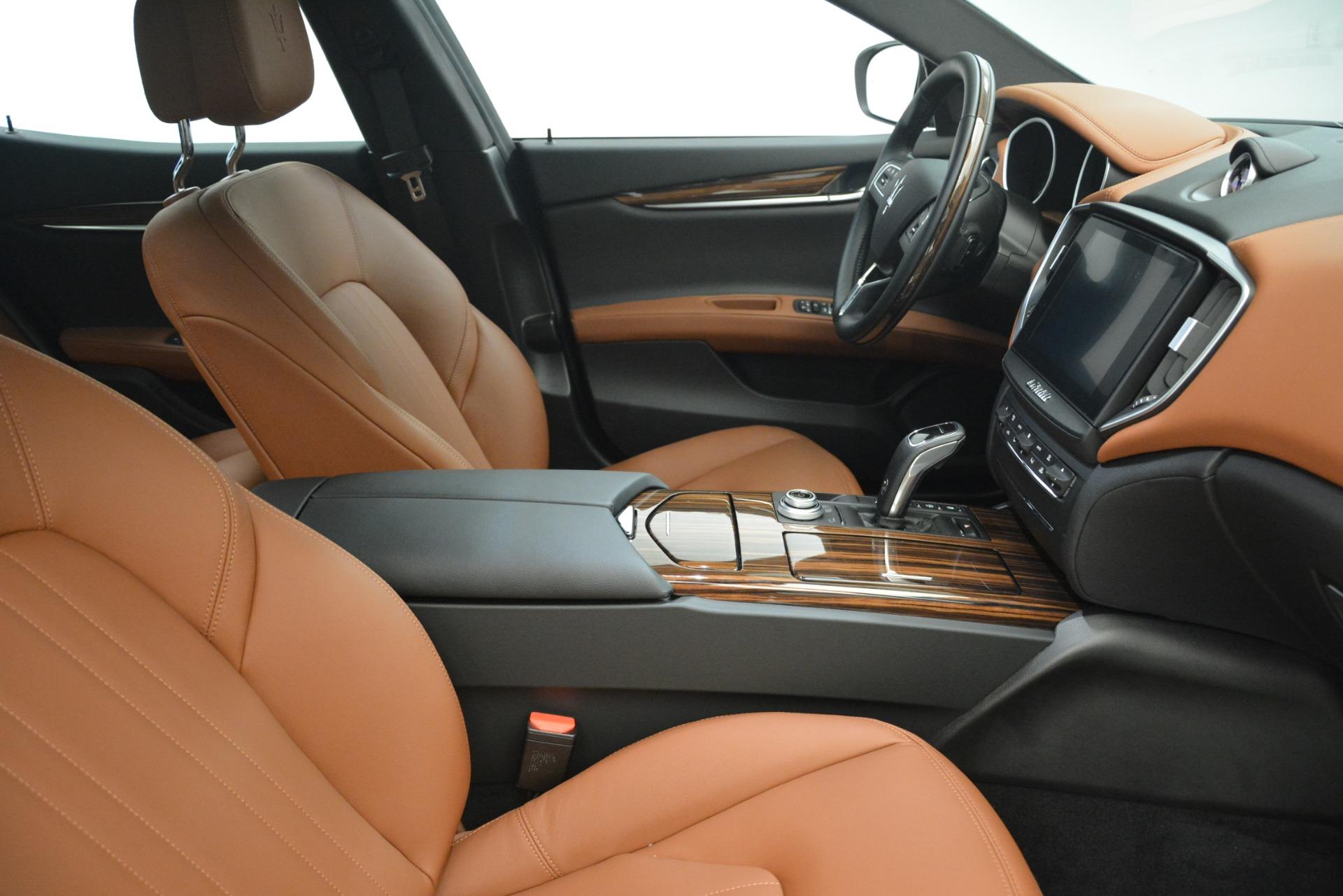 New 2019 Maserati Ghibli S Q4 For Sale In Westport, CT 2862_p21