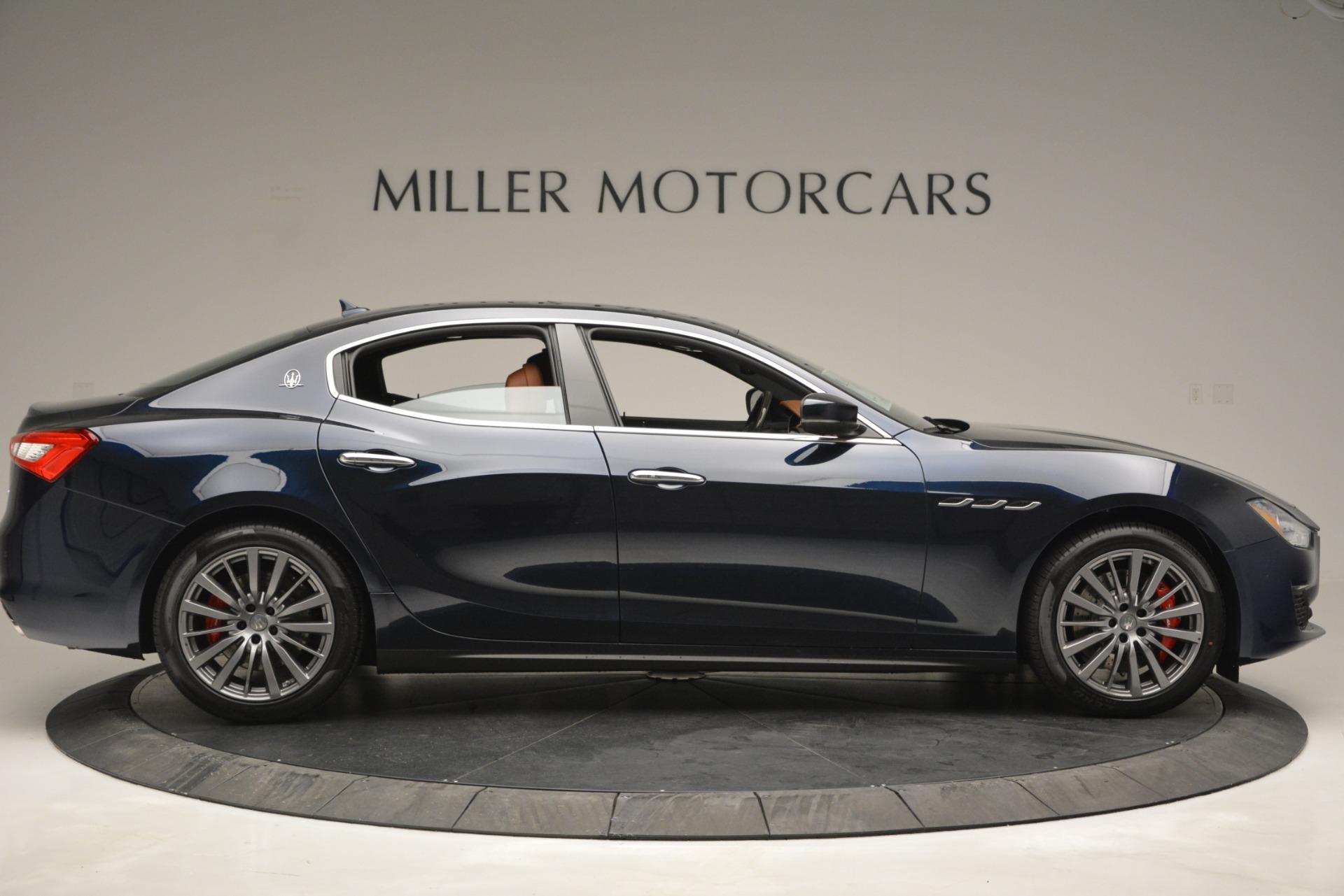 New 2019 Maserati Ghibli S Q4 For Sale In Westport, CT 2862_p9