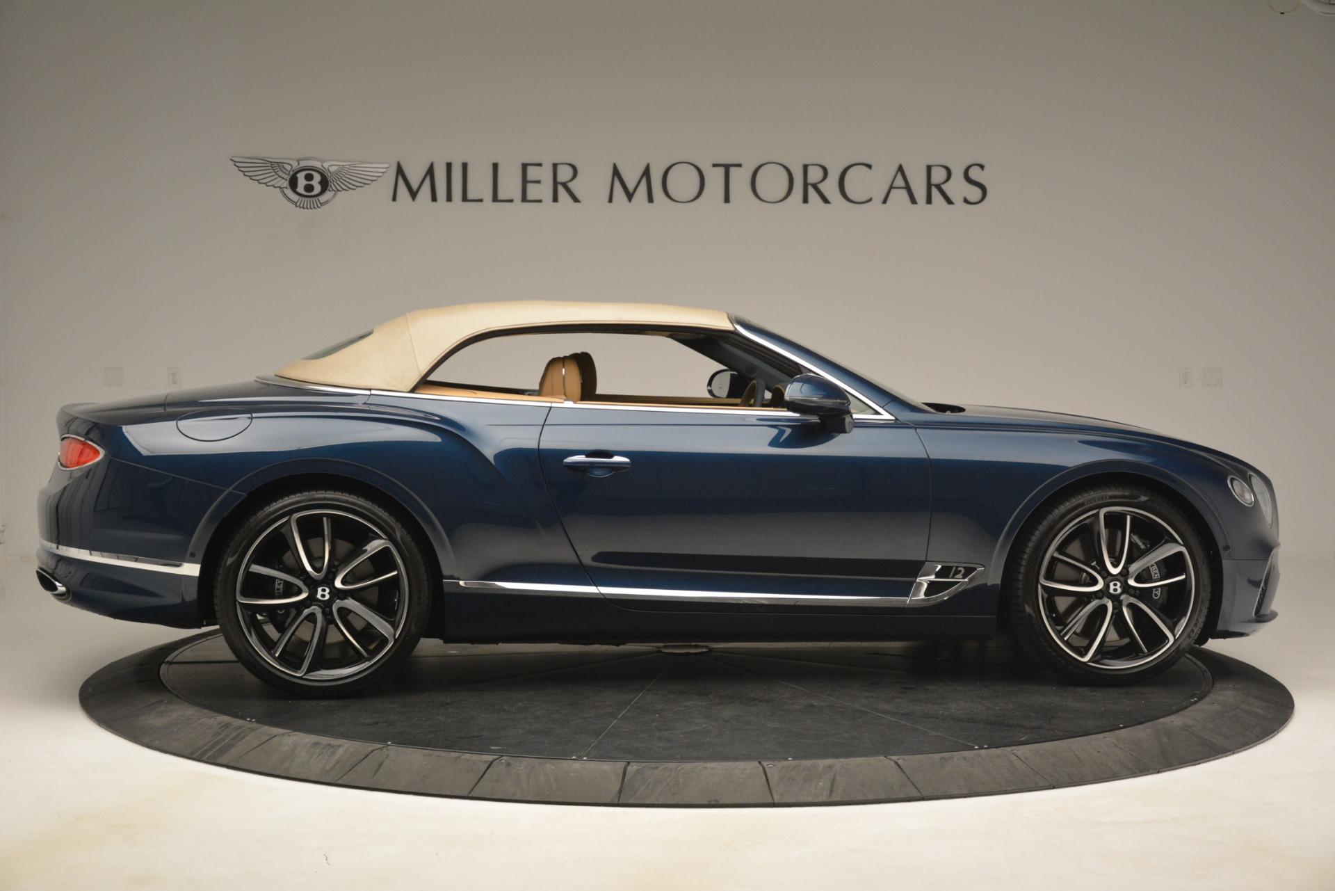New 2020 Bentley Continental GTC  For Sale In Westport, CT 2865_p18