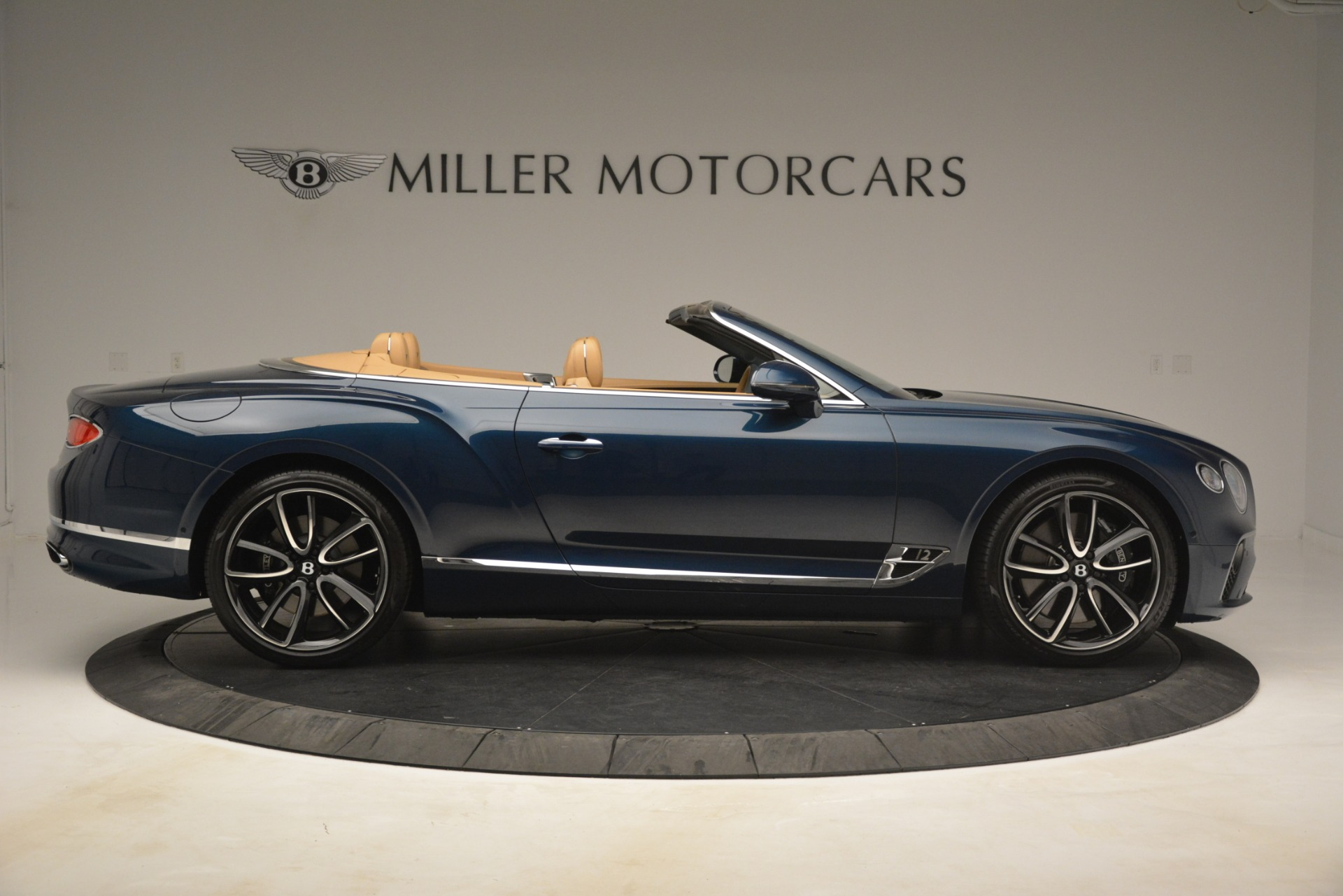 New 2020 Bentley Continental GTC  For Sale In Westport, CT 2865_p9