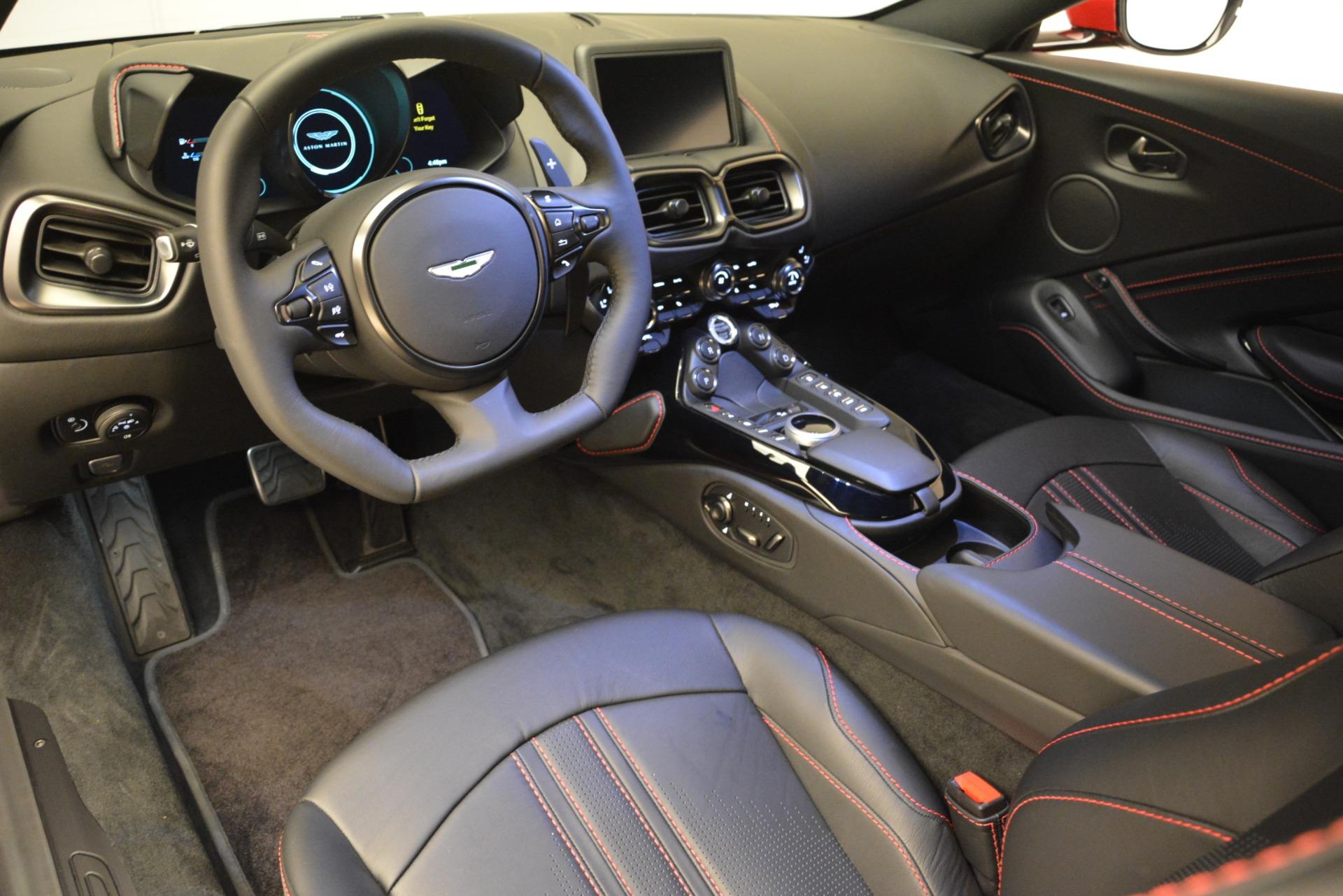 New 2019 Aston Martin Vantage  For Sale In Westport, CT 2866_p16