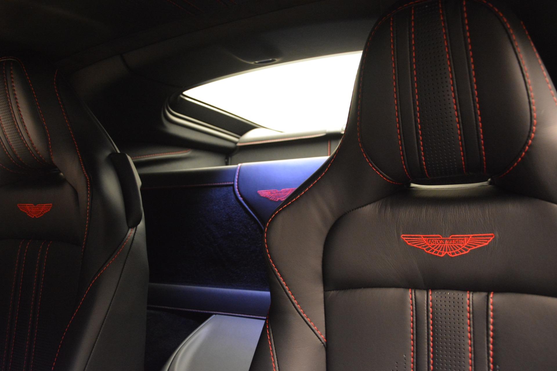 New 2019 Aston Martin Vantage  For Sale In Westport, CT 2866_p19