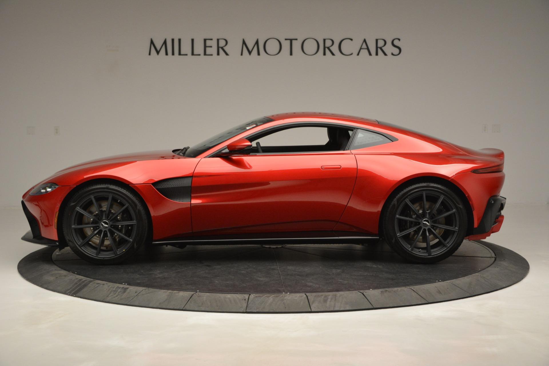 New 2019 Aston Martin Vantage  For Sale In Westport, CT 2866_p3