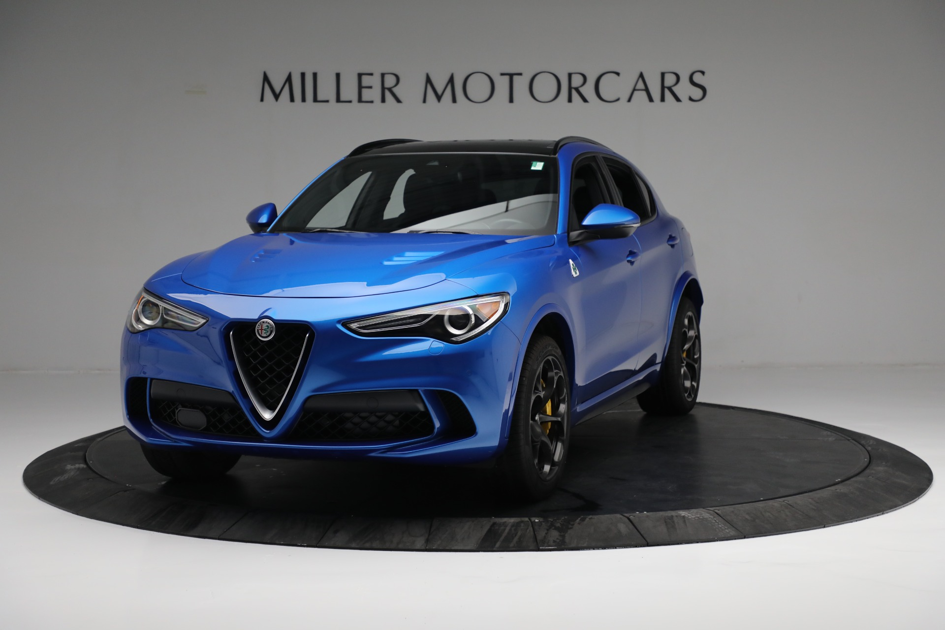 2019 alfa romeo stelvio quadrifoglio stock # l557 for sale near