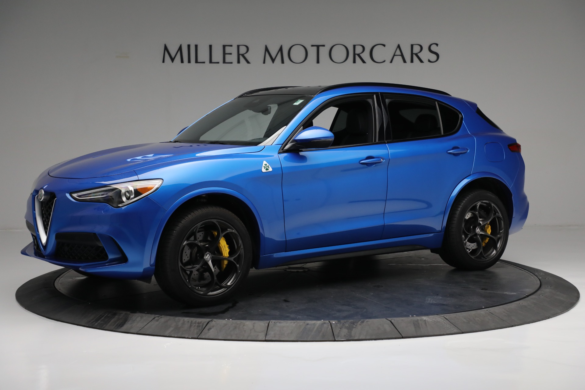 New 2019 Alfa Romeo Stelvio Quadrifoglio For Sale In Westport, CT 2867_p2