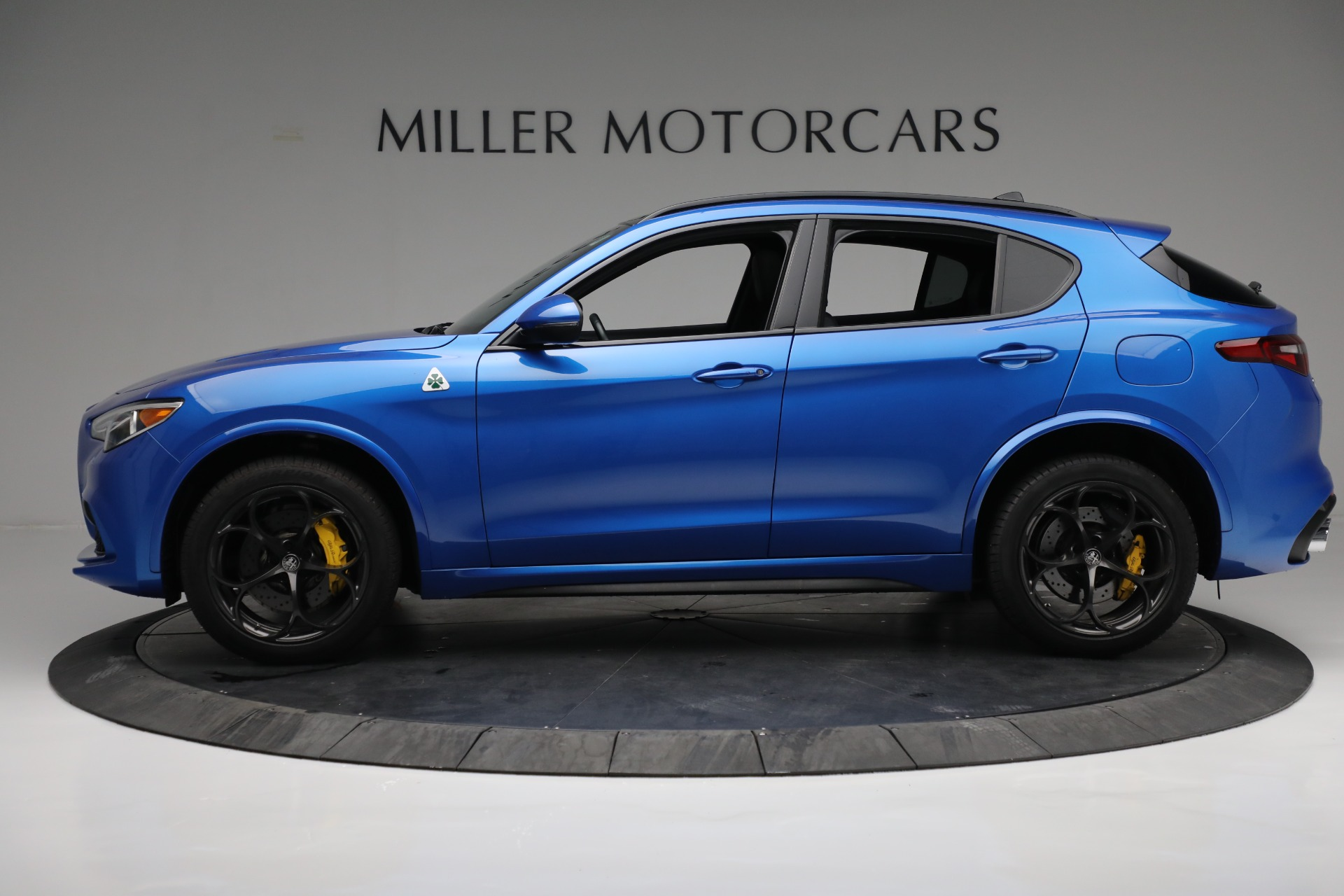 New 2019 Alfa Romeo Stelvio Quadrifoglio For Sale In Westport, CT 2867_p3