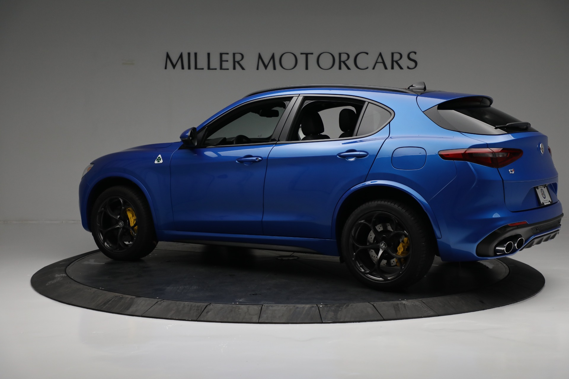 New 2019 Alfa Romeo Stelvio Quadrifoglio For Sale In Westport, CT 2867_p4