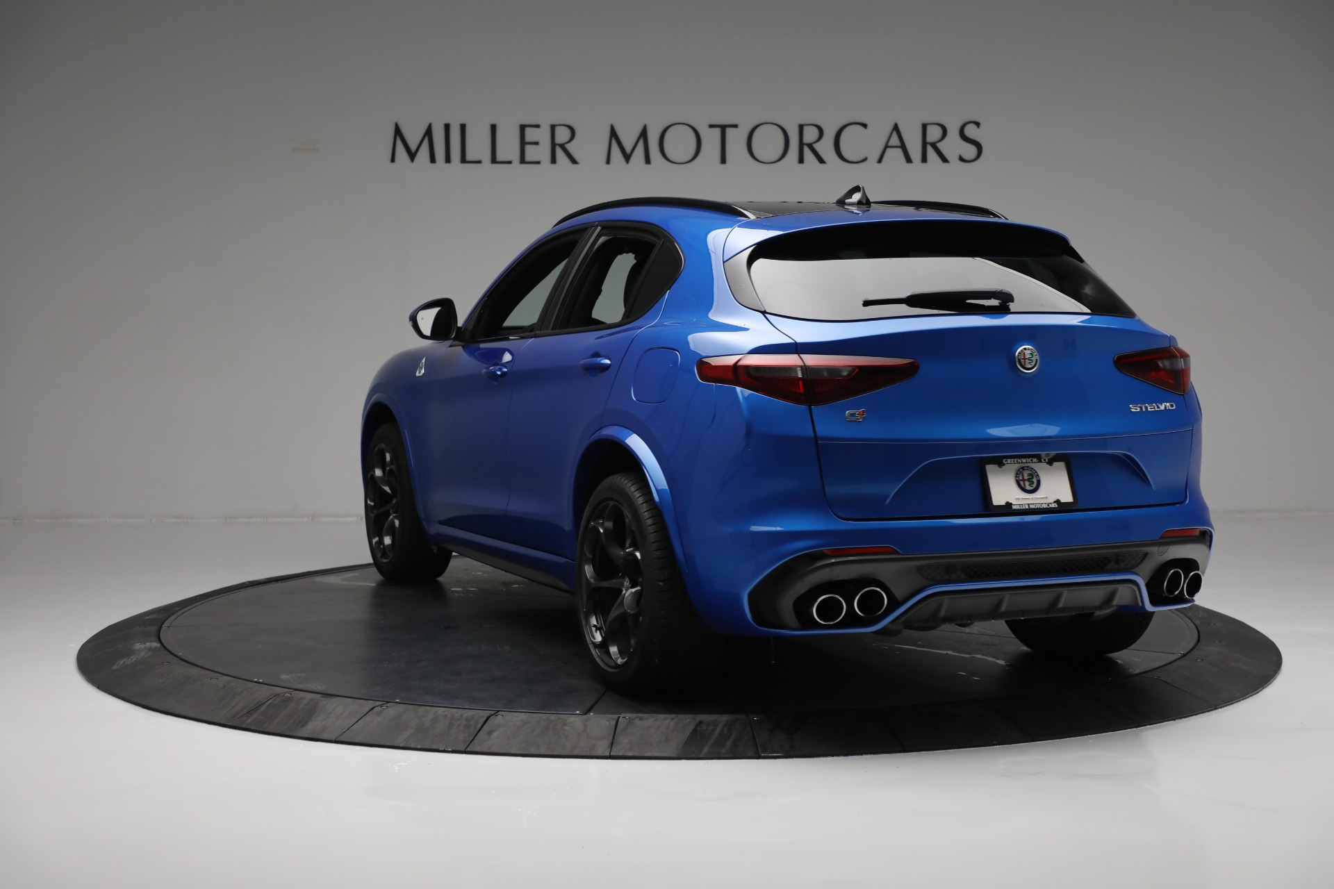 New 2019 Alfa Romeo Stelvio Quadrifoglio For Sale In Westport, CT 2867_p5