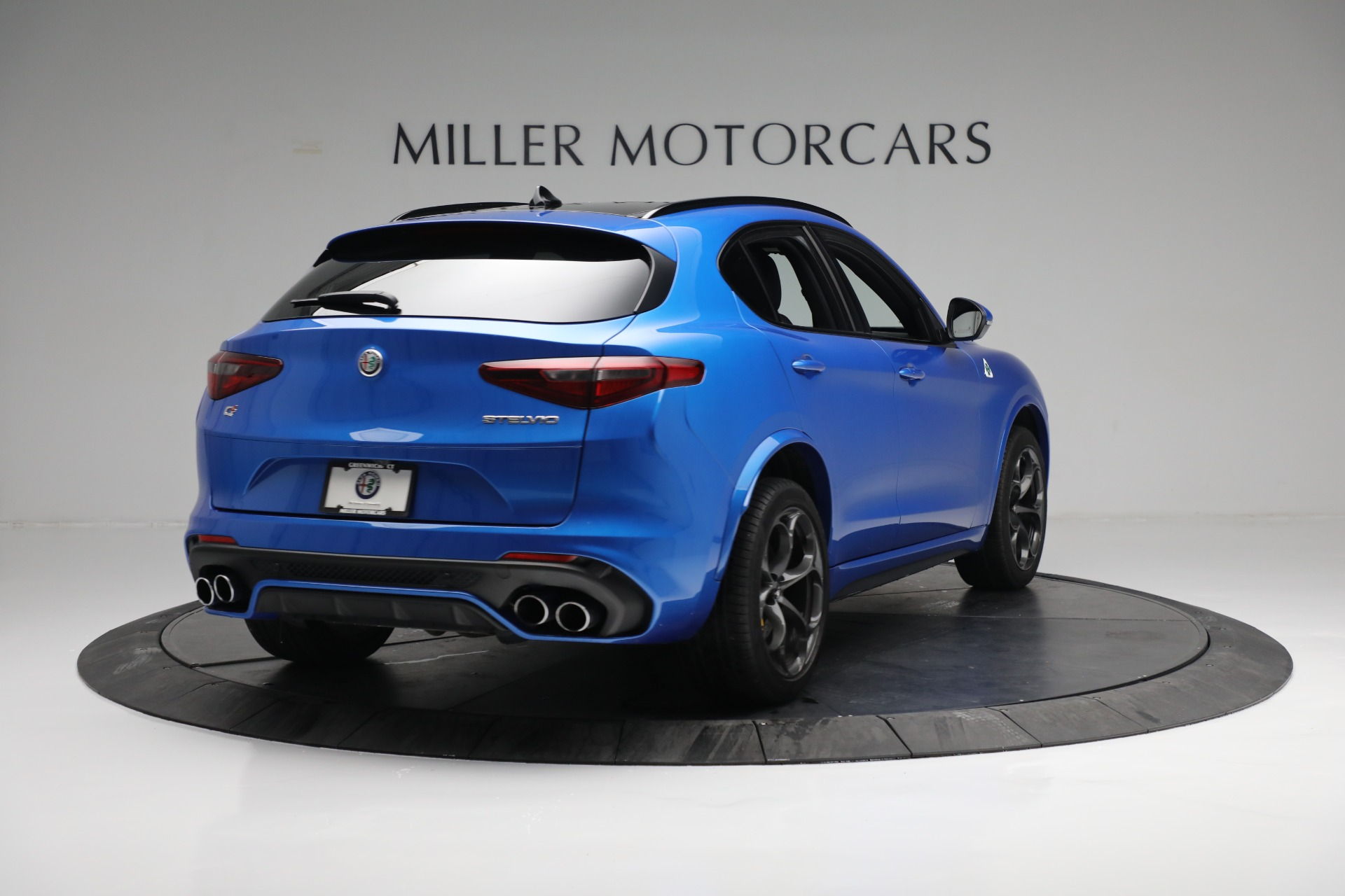 New 2019 Alfa Romeo Stelvio Quadrifoglio For Sale In Westport, CT 2867_p7