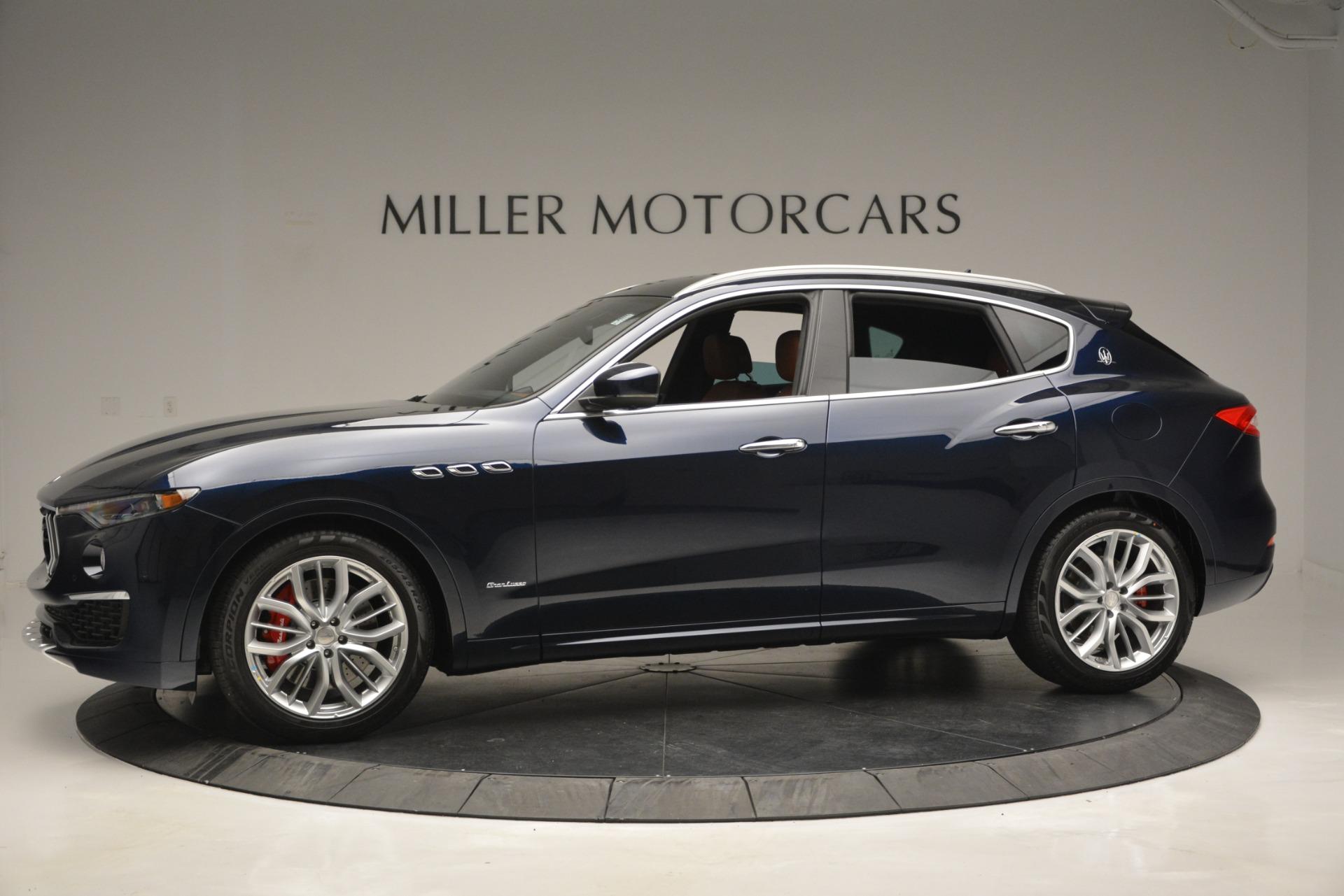 New 2019 Maserati Levante S Q4 GranLusso For Sale In Westport, CT 2868_p4