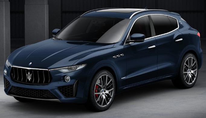 New 2019 Maserati Levante S Q4 GranSport For Sale In Westport, CT 2869_main