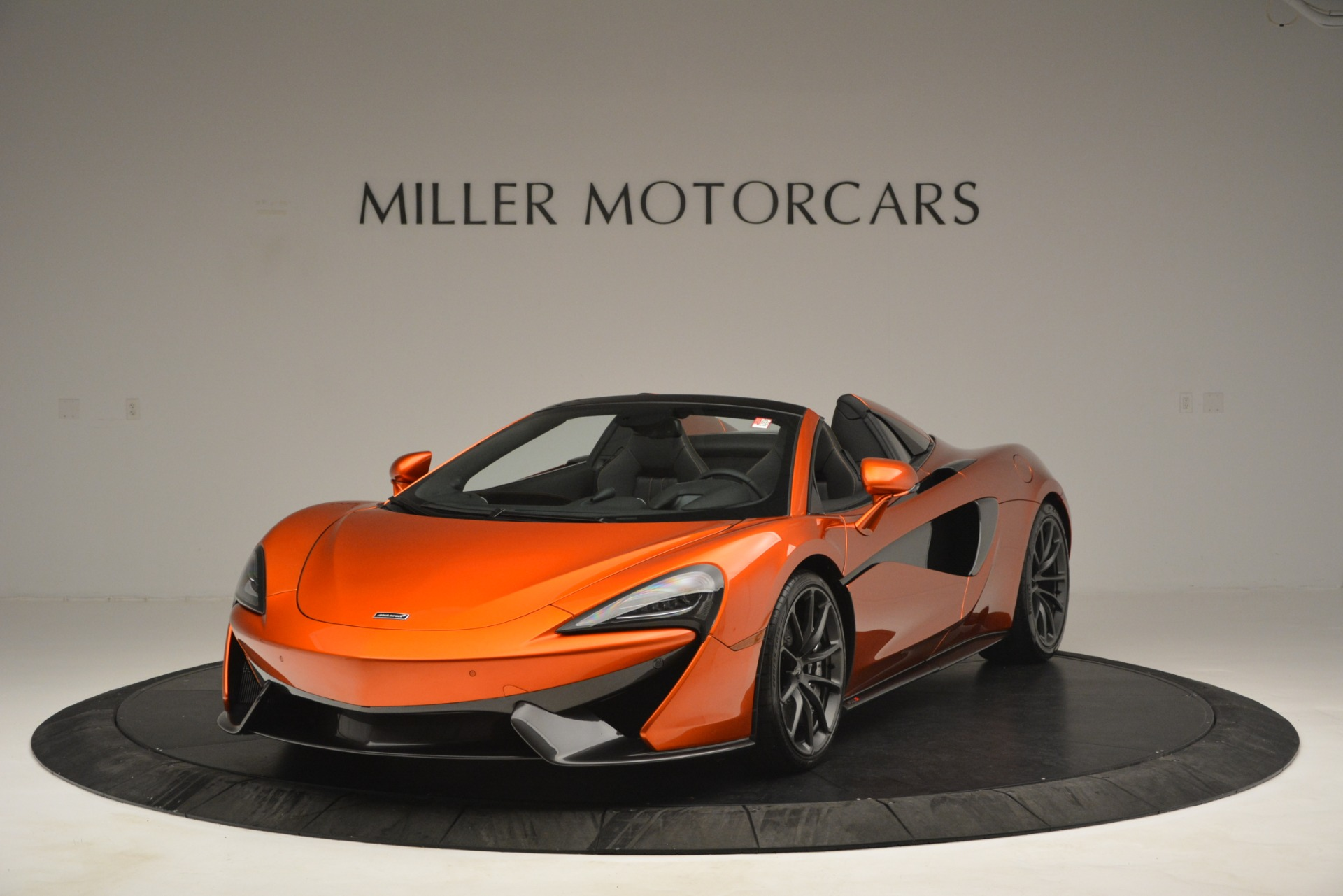 New 2019 McLaren 570S Spider Convertible For Sale In Westport, CT 2872_main