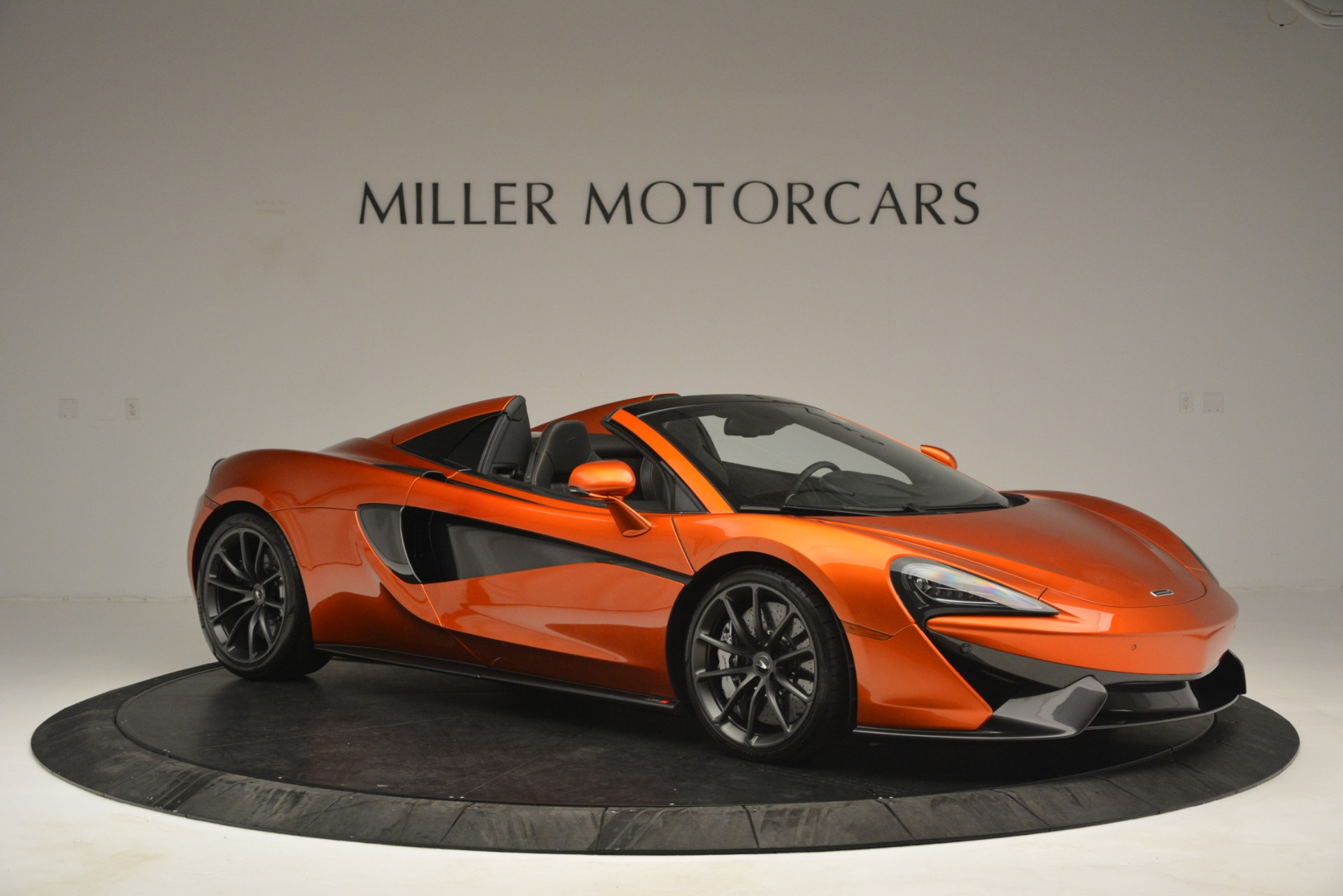 New 2019 McLaren 570S Spider Convertible For Sale In Westport, CT 2872_p10