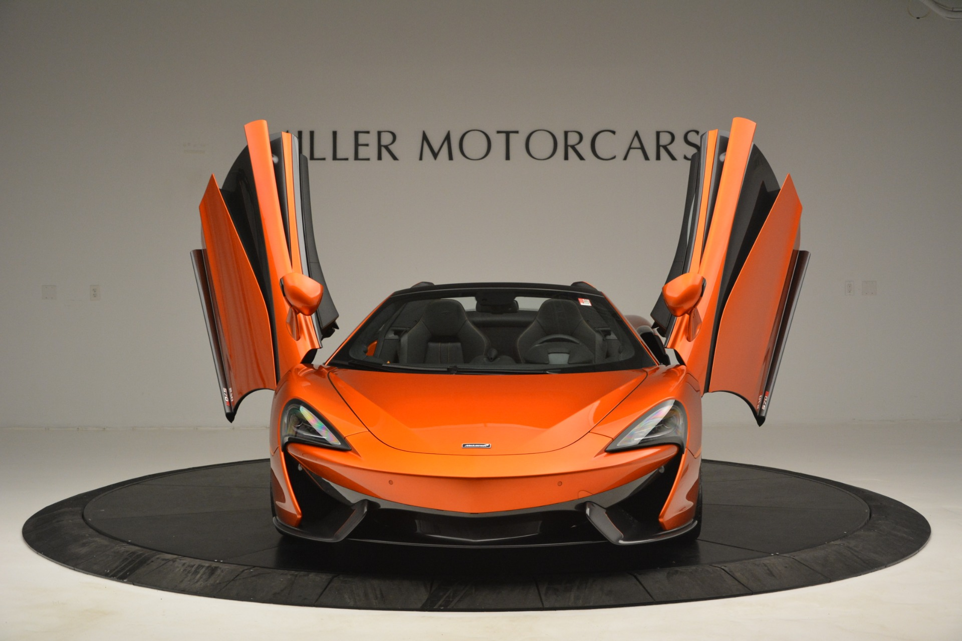 New 2019 McLaren 570S Spider Convertible For Sale In Westport, CT 2872_p12
