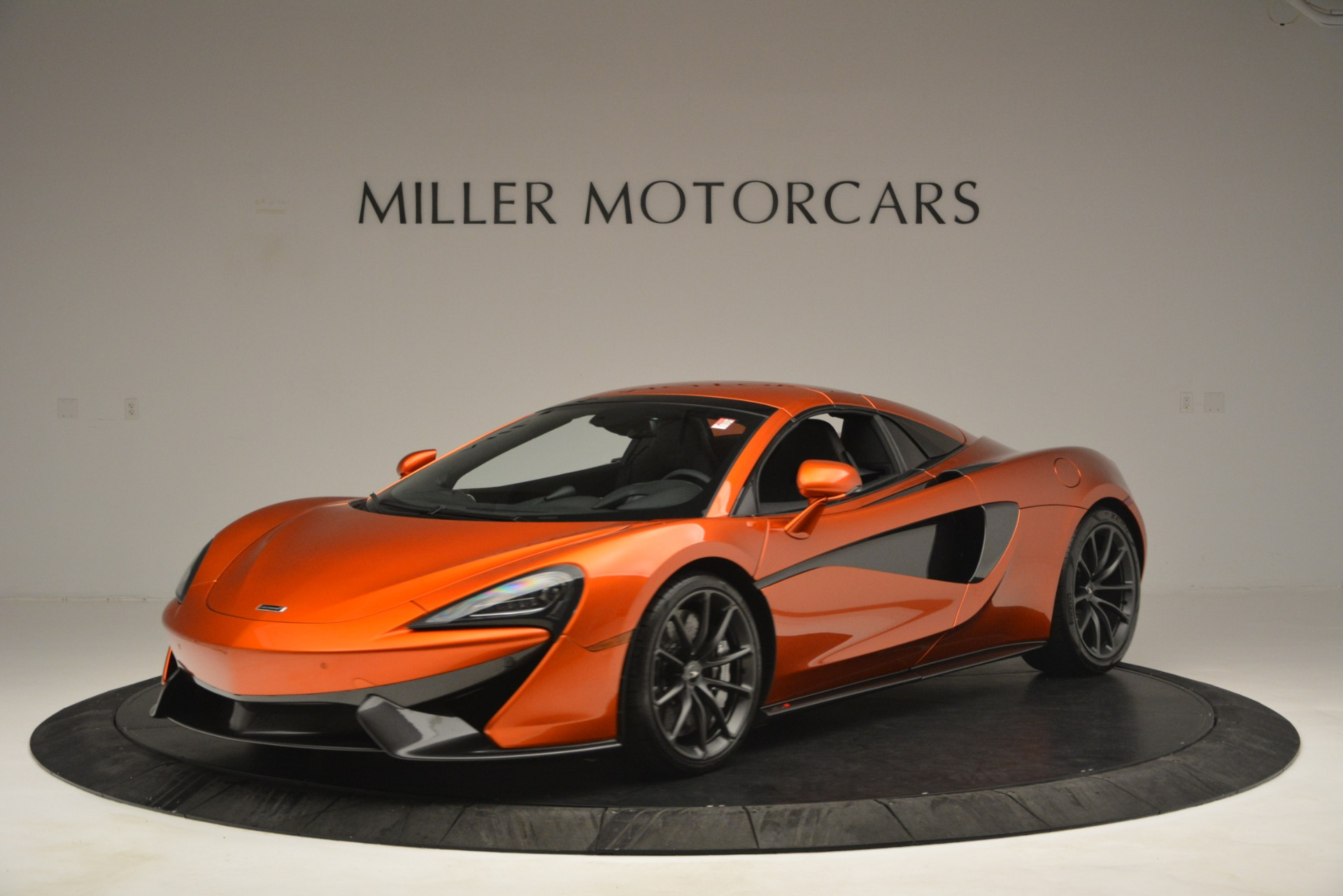 New 2019 McLaren 570S Spider Convertible For Sale In Westport, CT 2872_p14