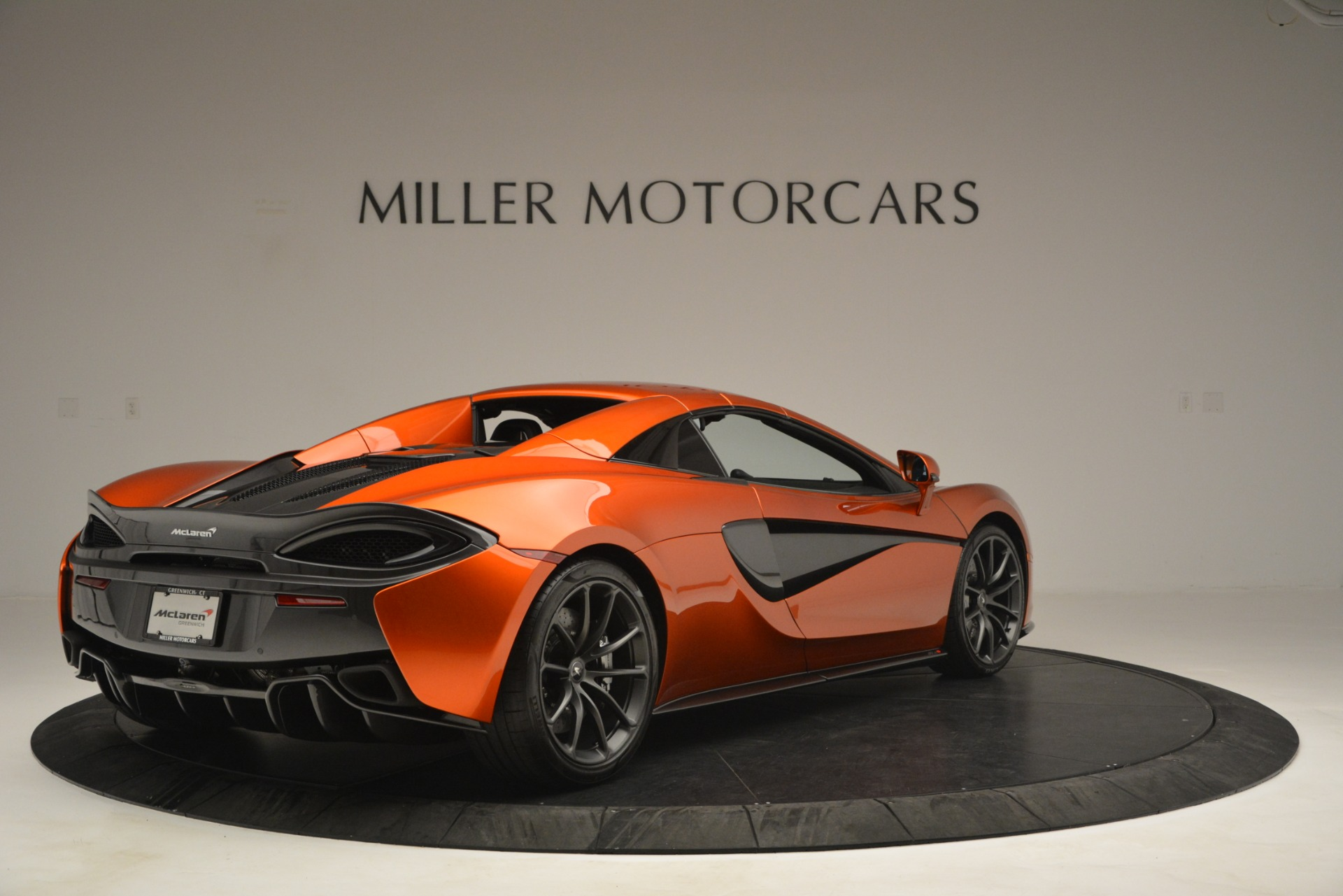 New 2019 McLaren 570S Spider Convertible For Sale In Westport, CT 2872_p19