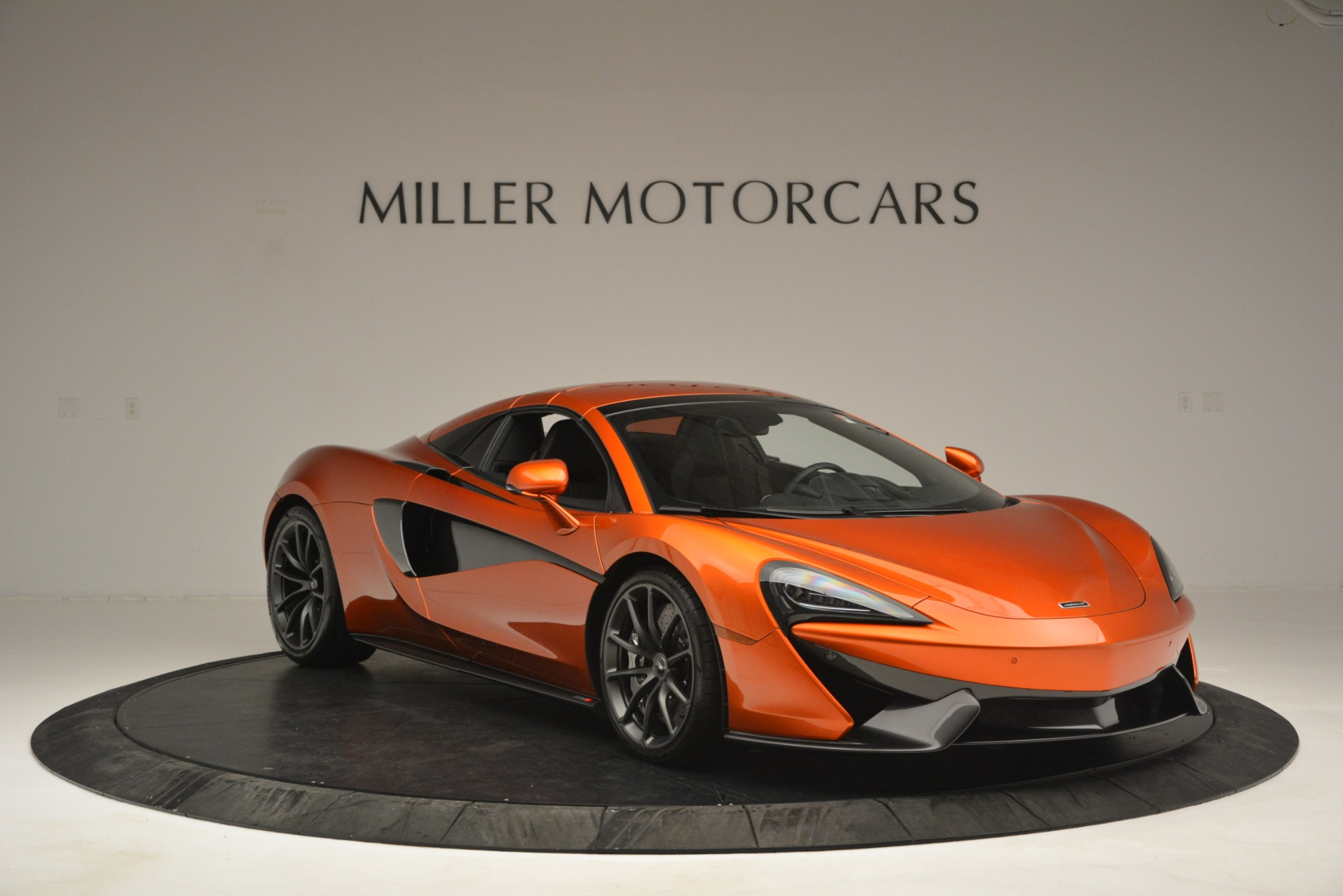 New 2019 McLaren 570S Spider Convertible For Sale In Westport, CT 2872_p21