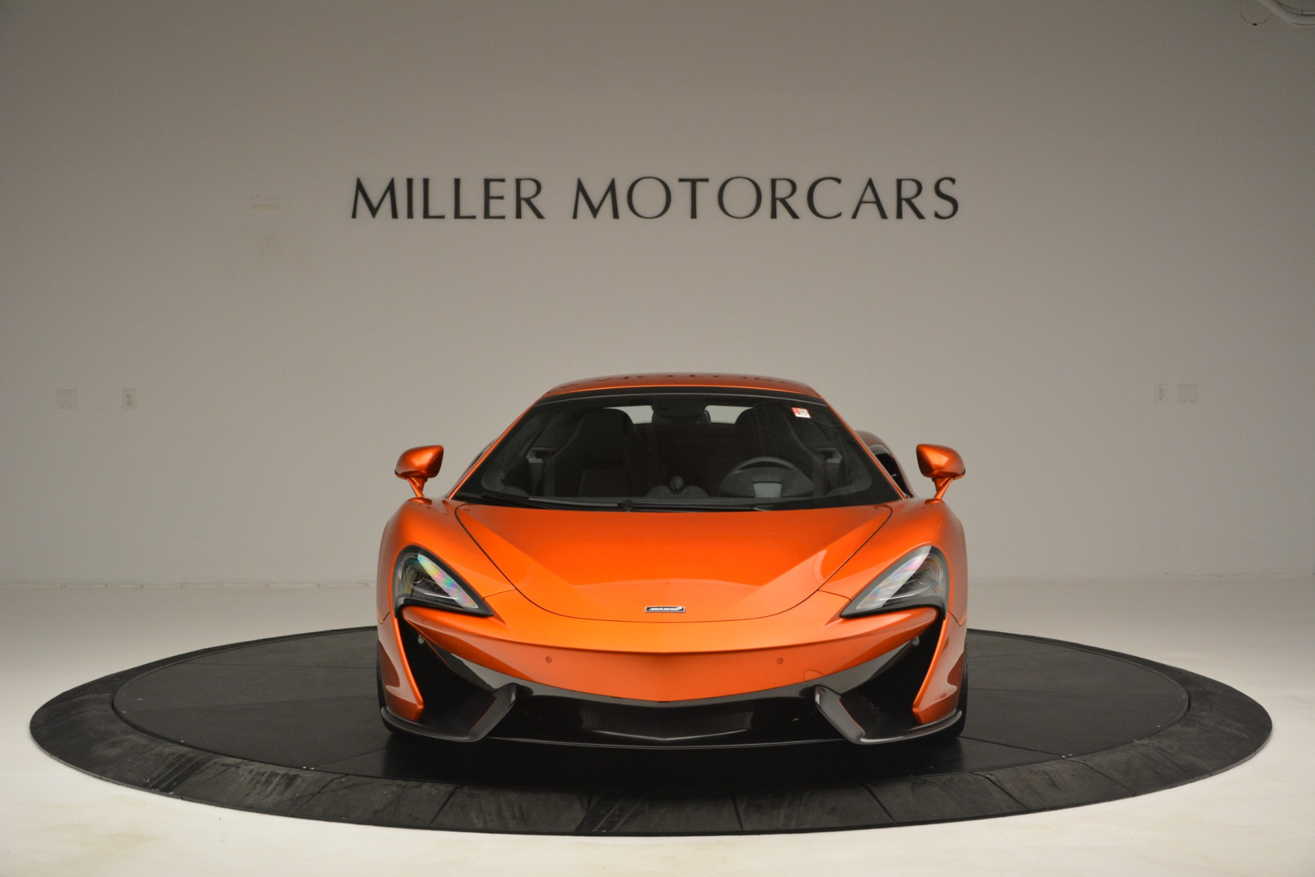 New 2019 McLaren 570S Spider Convertible For Sale In Westport, CT 2872_p22