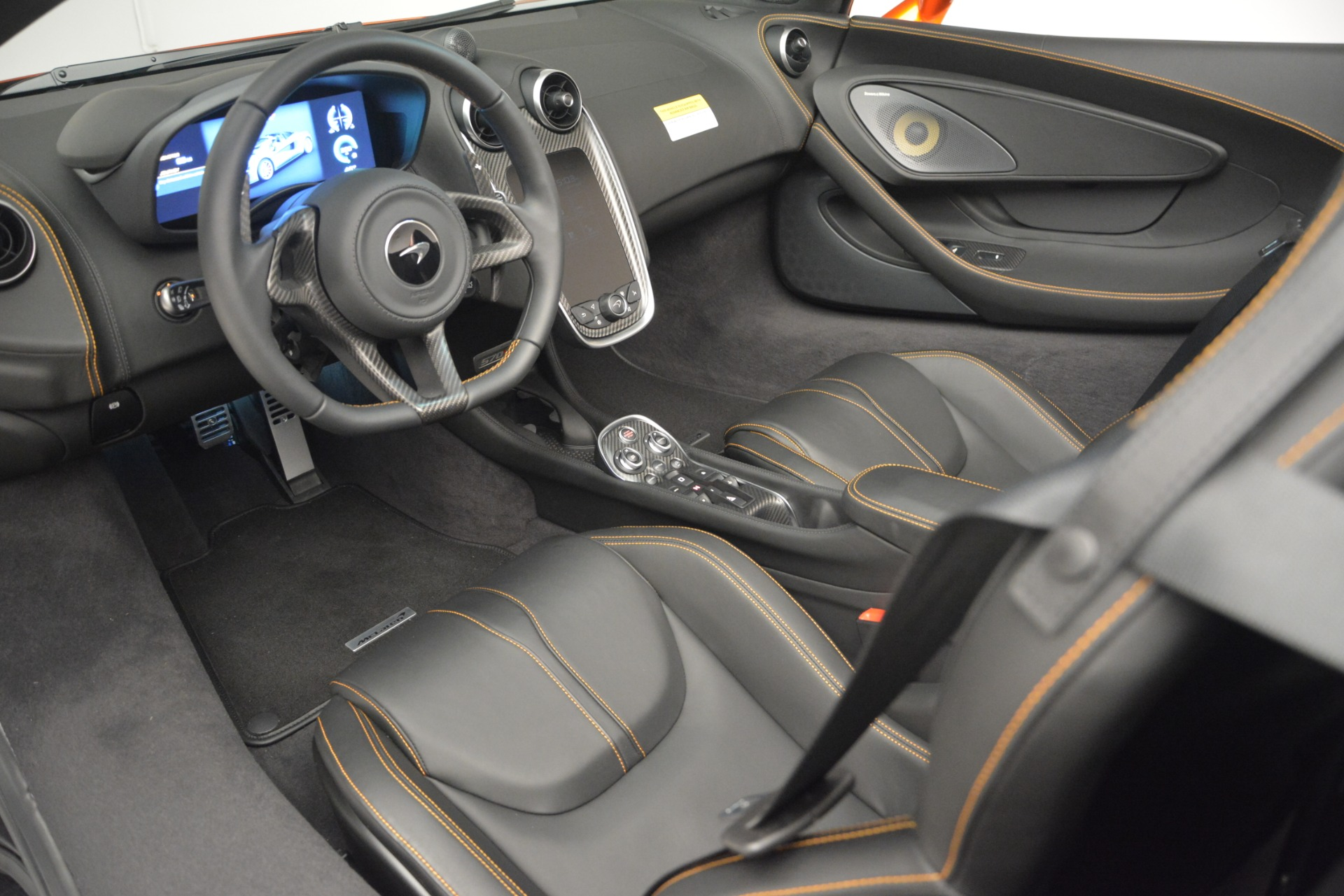 New 2019 McLaren 570S Spider Convertible For Sale In Westport, CT 2872_p23