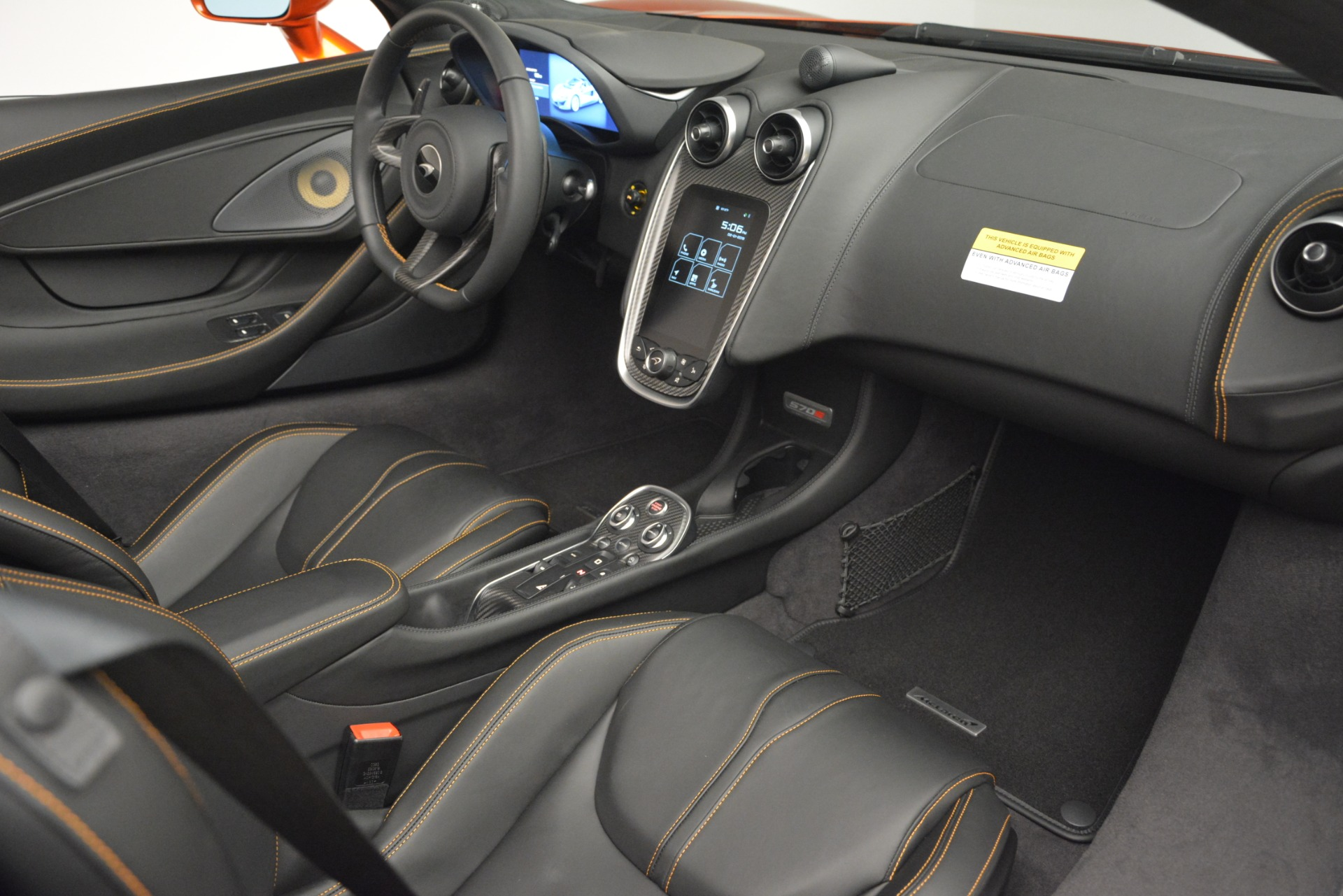 New 2019 McLaren 570S Spider Convertible For Sale In Westport, CT 2872_p26