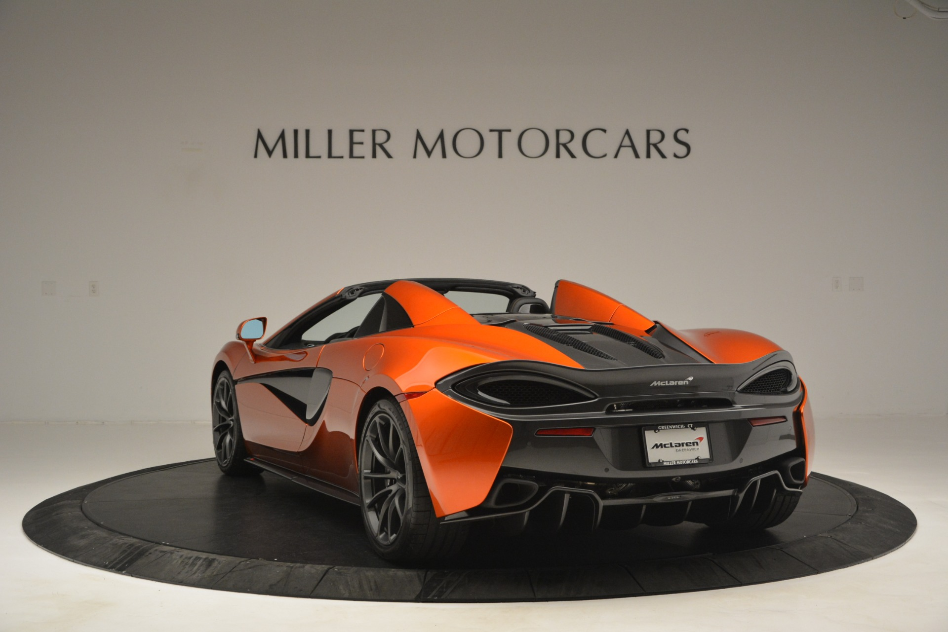 New 2019 McLaren 570S Spider Convertible For Sale In Westport, CT 2872_p5