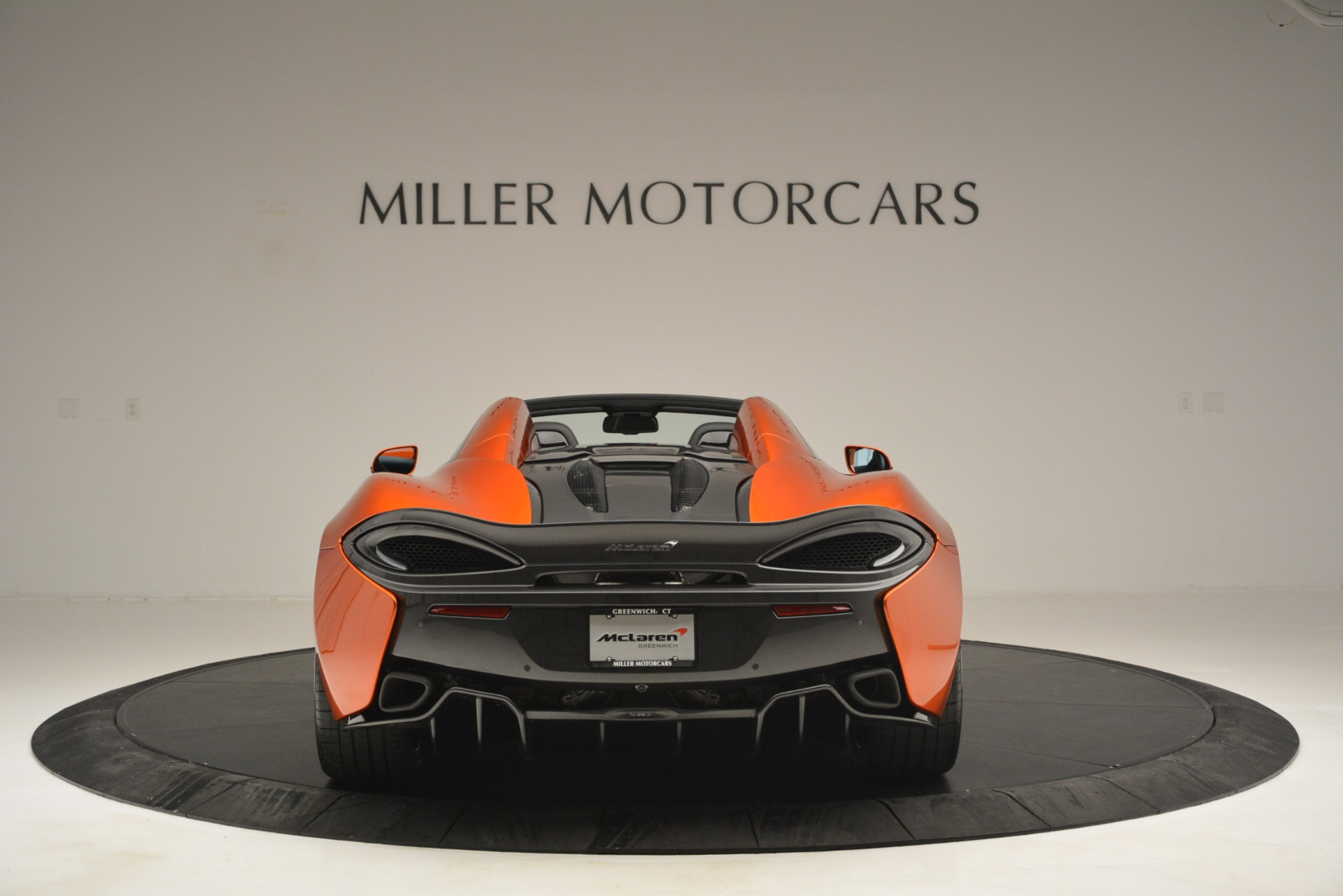 New 2019 McLaren 570S Spider Convertible For Sale In Westport, CT 2872_p6