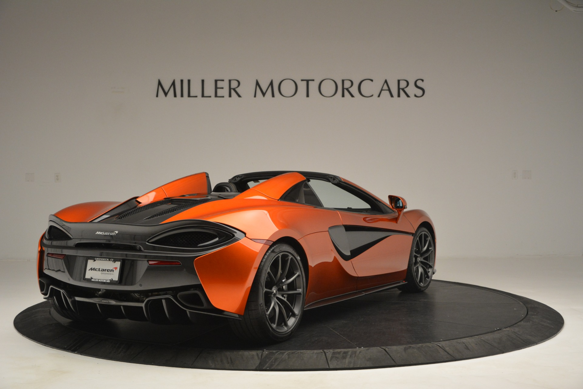 New 2019 McLaren 570S Spider Convertible For Sale In Westport, CT 2872_p7