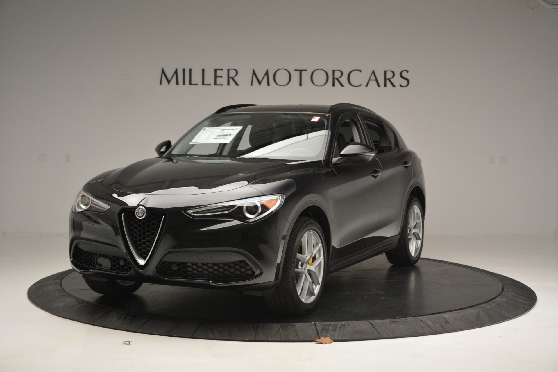 New 2019 Alfa Romeo Stelvio Ti Sport Q4 For Sale In Westport, CT 2874_main