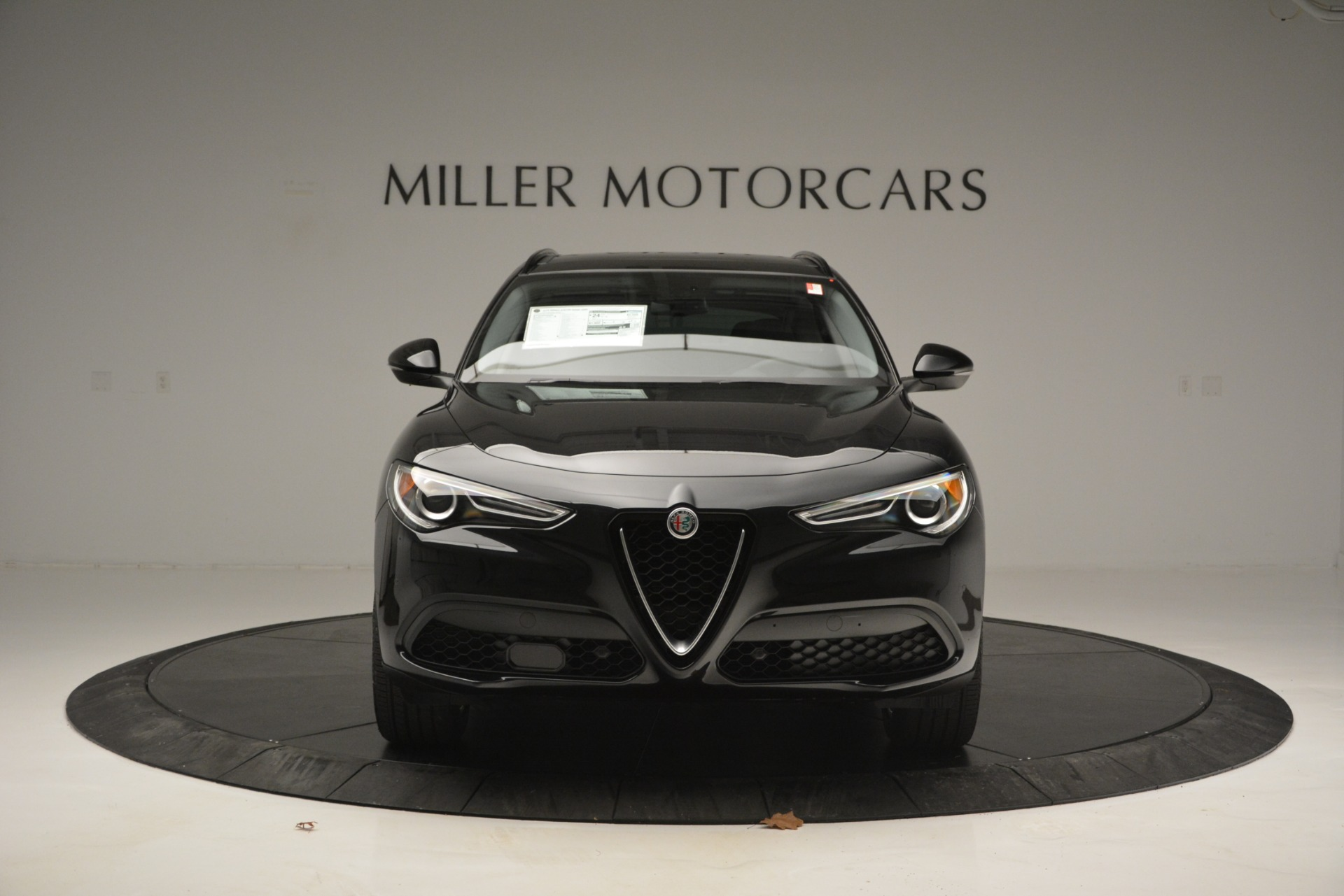 New 2019 Alfa Romeo Stelvio Ti Sport Q4 For Sale In Westport, CT 2874_p12