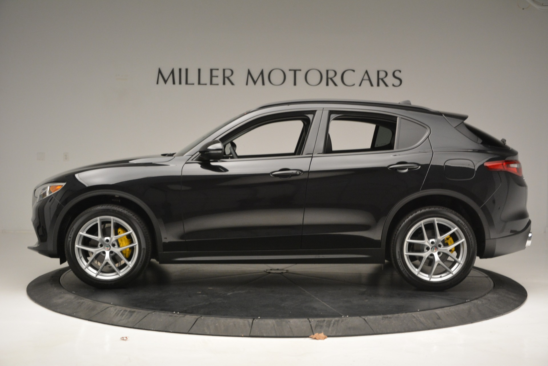 New 2019 Alfa Romeo Stelvio Ti Sport Q4 For Sale In Westport, CT 2874_p3
