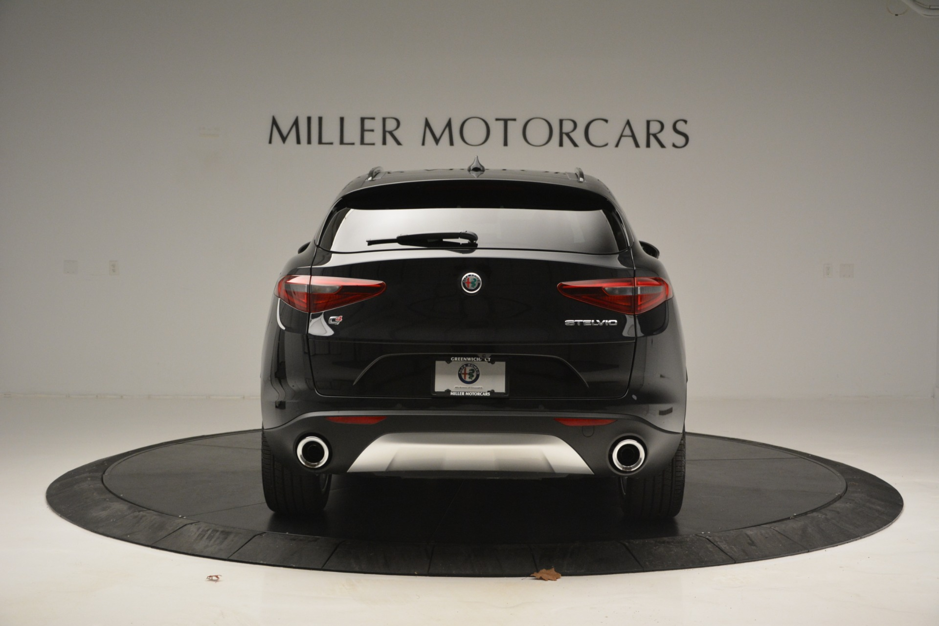 New 2019 Alfa Romeo Stelvio Ti Sport Q4 For Sale In Westport, CT 2874_p6