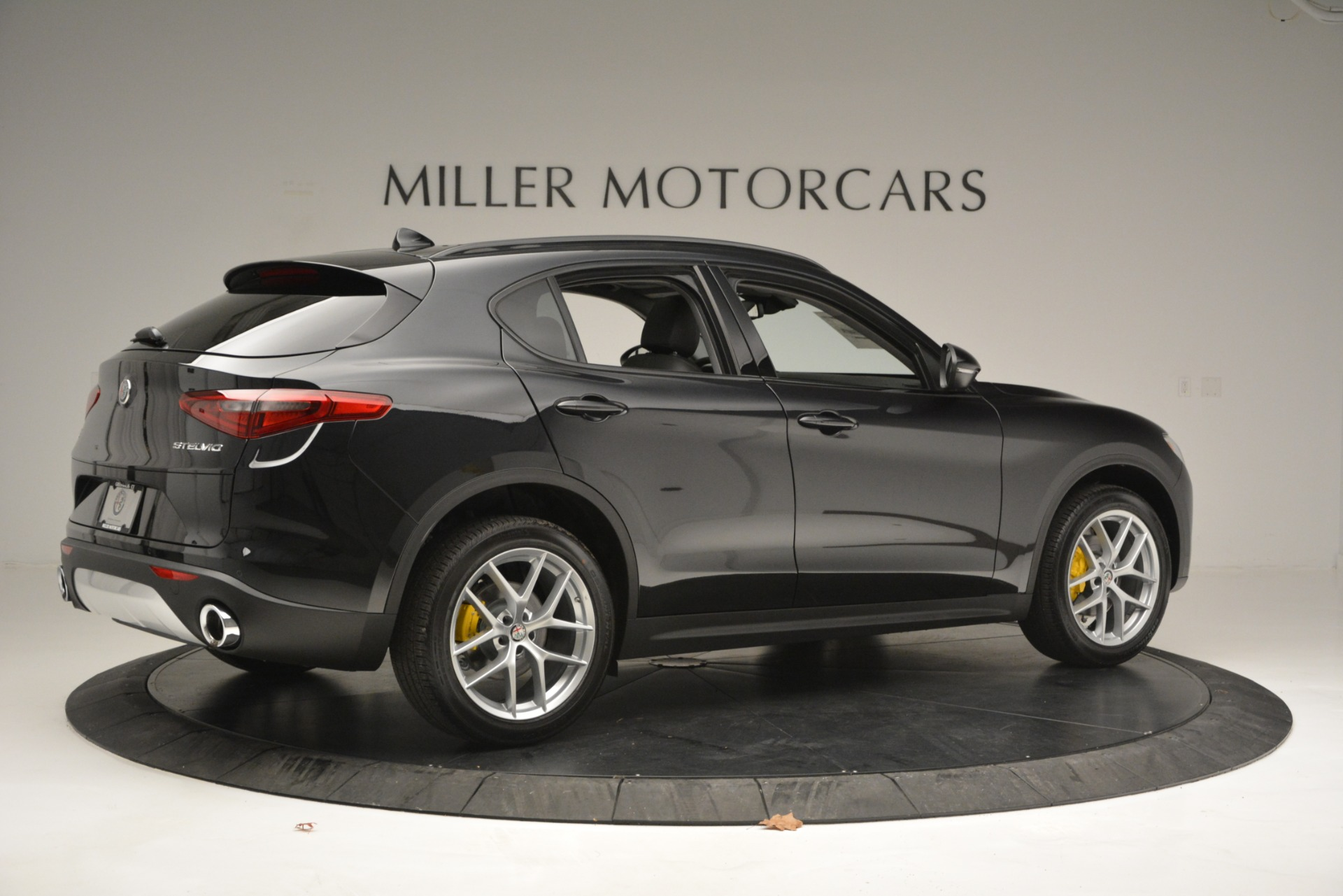 New 2019 Alfa Romeo Stelvio Ti Sport Q4 For Sale In Westport, CT 2874_p8
