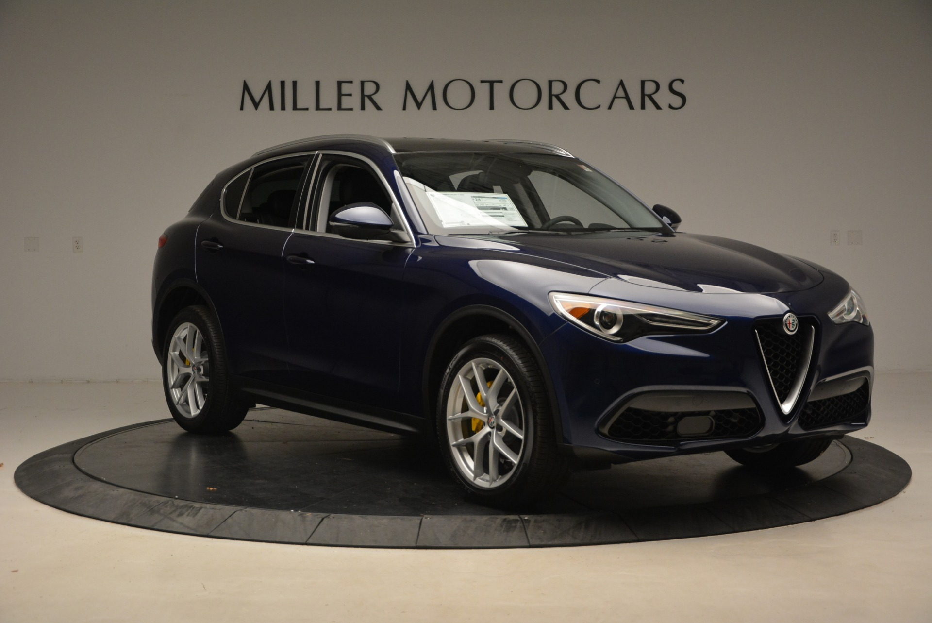 New 2019 Alfa Romeo Stelvio Ti Q4 For Sale In Westport, CT 2876_p11