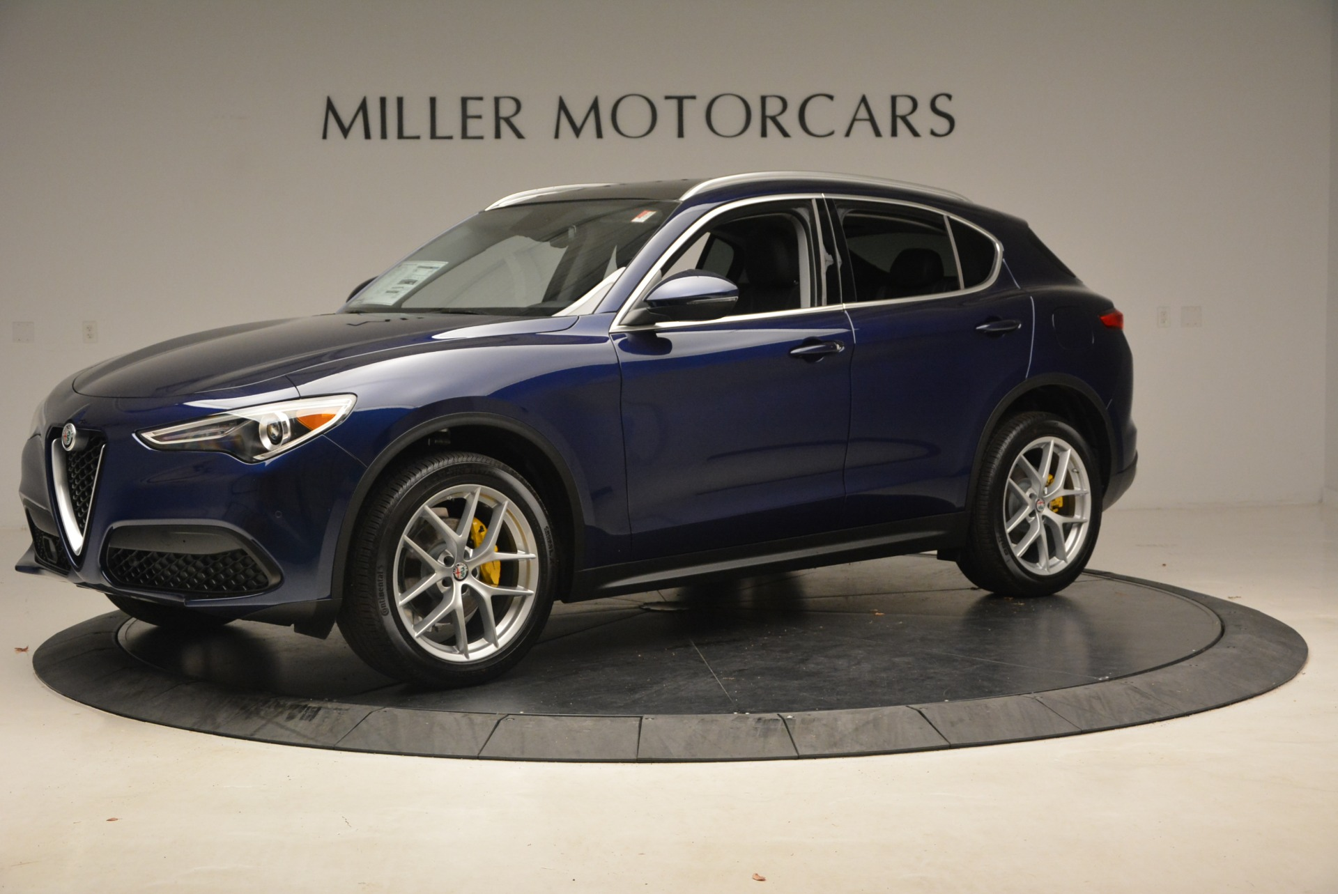 New 2019 Alfa Romeo Stelvio Ti Q4 For Sale In Westport, CT 2876_p2