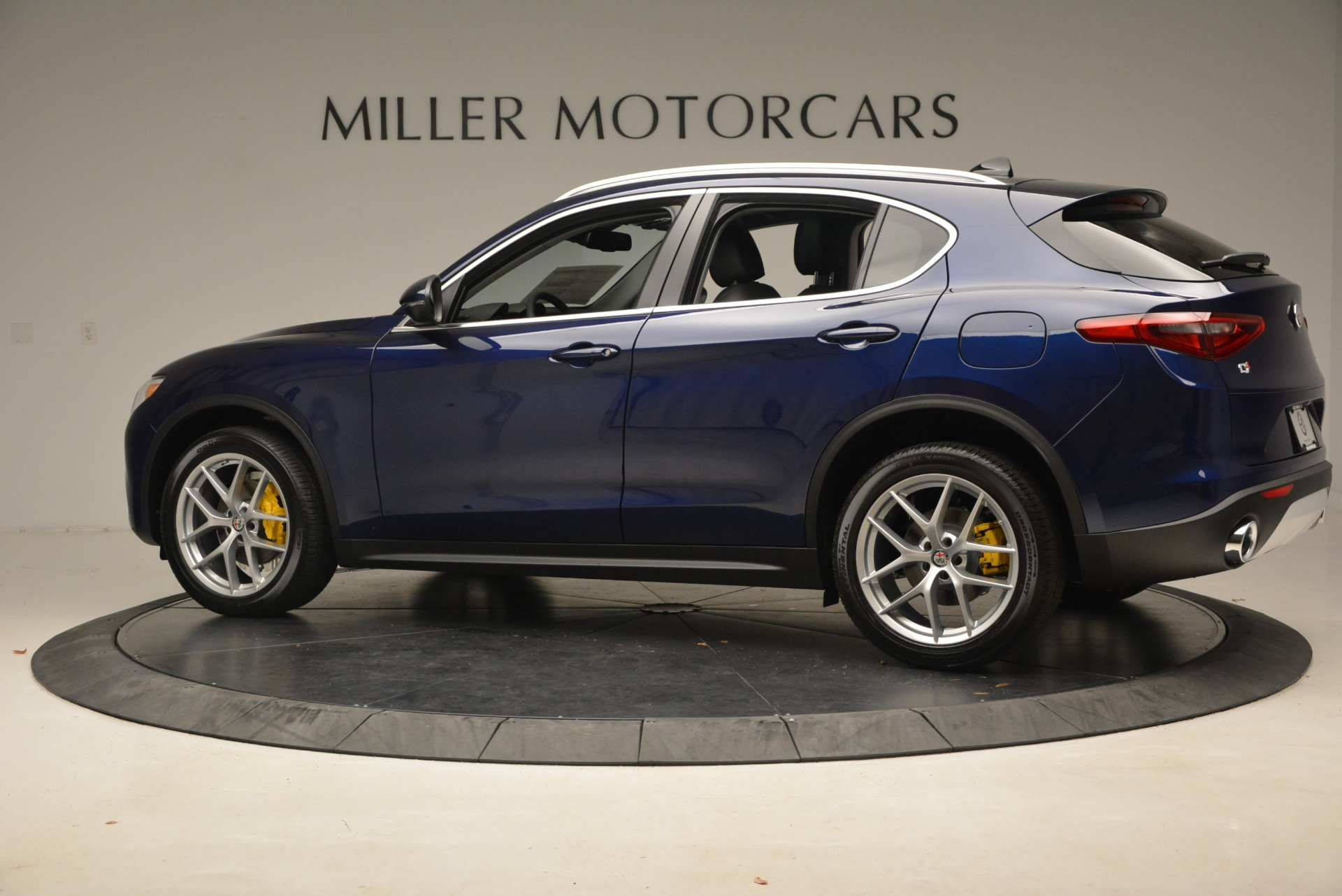 New 2019 Alfa Romeo Stelvio Ti Q4 For Sale In Westport, CT 2876_p4