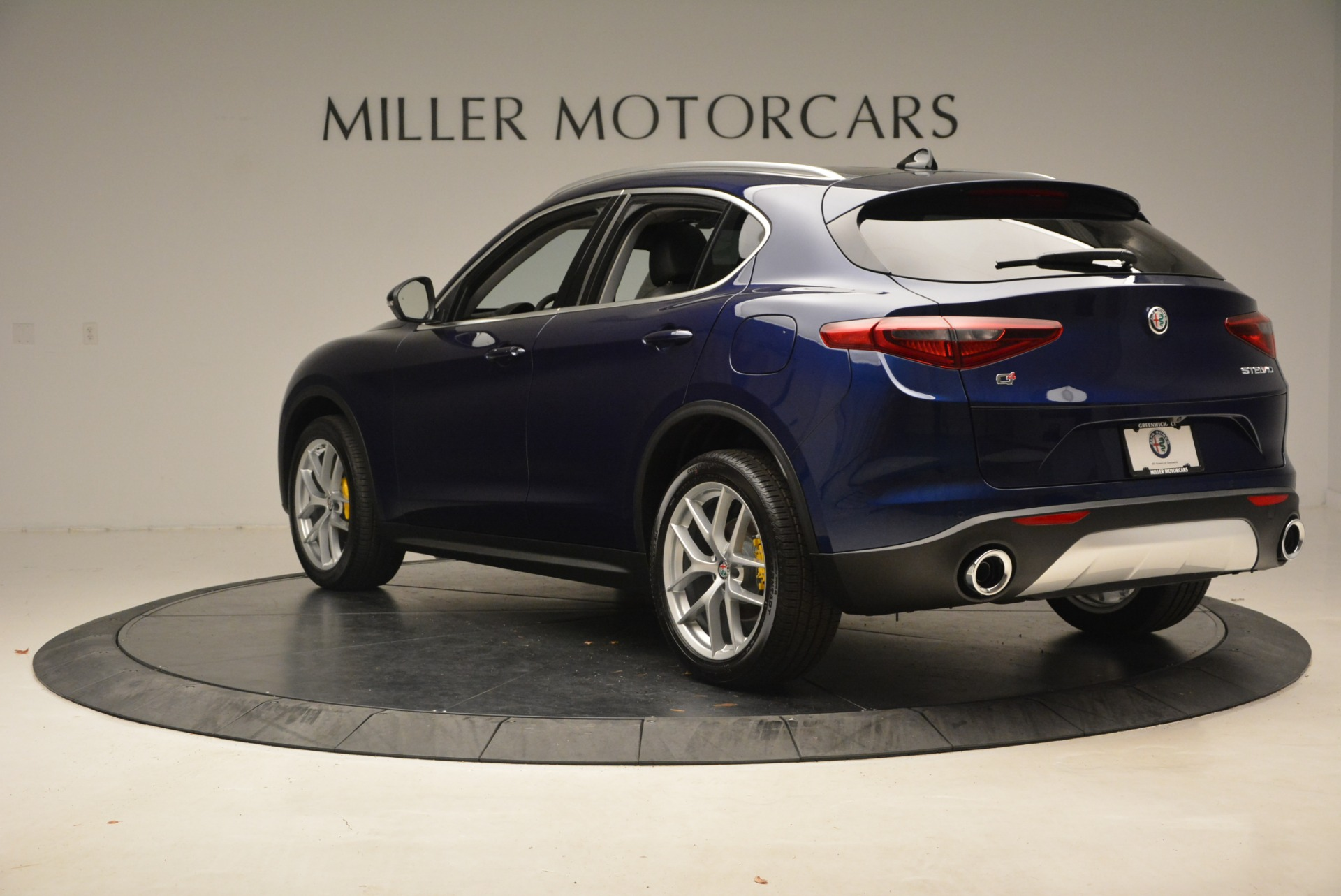 New 2019 Alfa Romeo Stelvio Ti Q4 For Sale In Westport, CT 2876_p5
