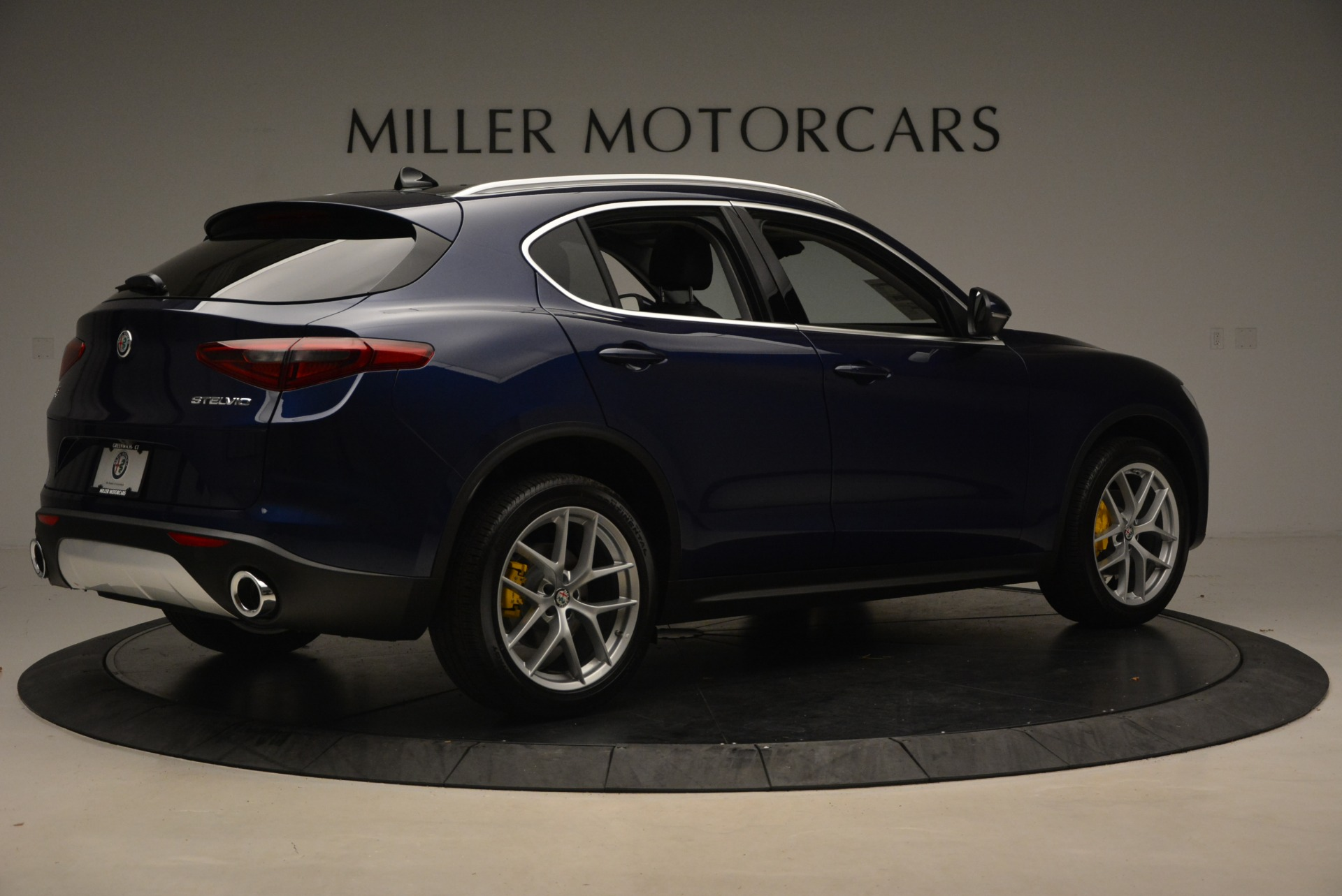 New 2019 Alfa Romeo Stelvio Ti Q4 For Sale In Westport, CT 2876_p8