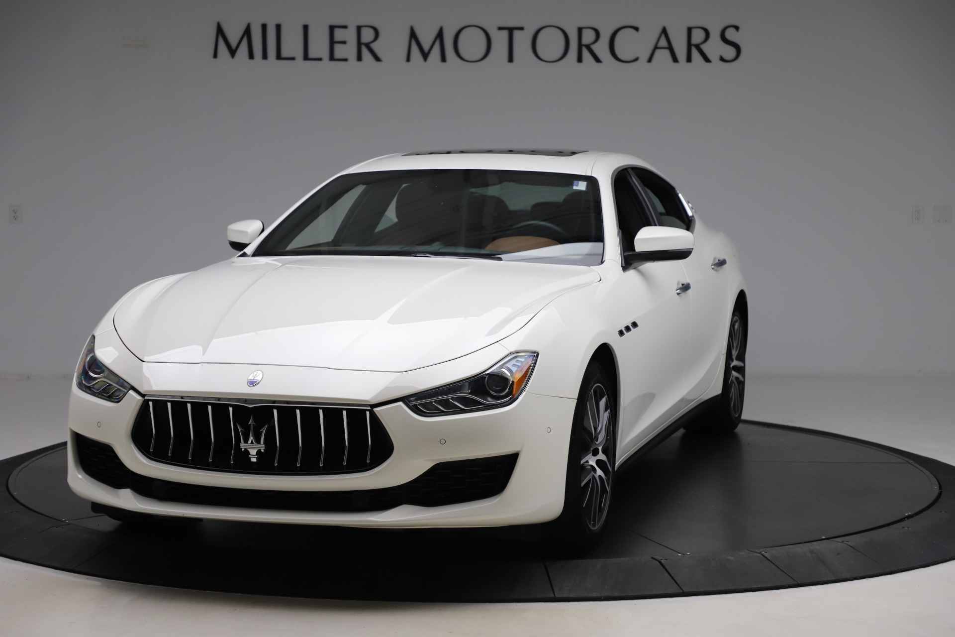 New 2019 Maserati Ghibli S Q4 For Sale In Westport, CT 2879_main