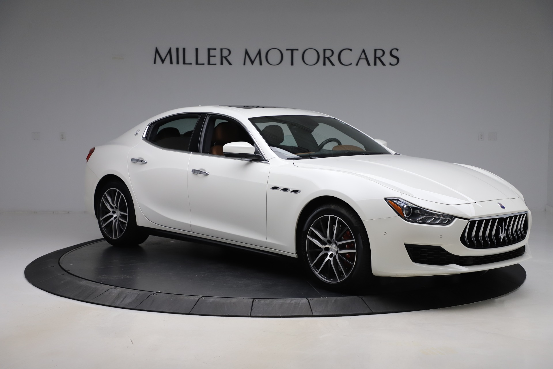 New 2019 Maserati Ghibli S Q4 For Sale In Westport, CT 2879_p10