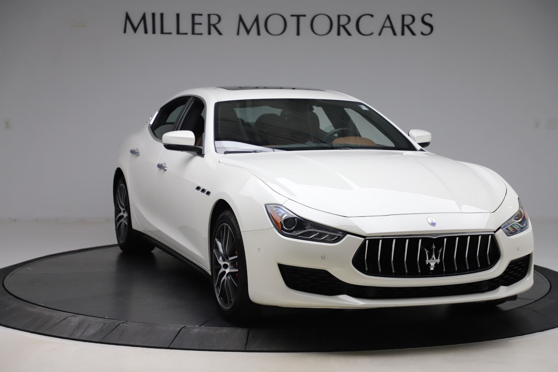 New 2019 Maserati Ghibli S Q4 For Sale In Westport, CT 2879_p11
