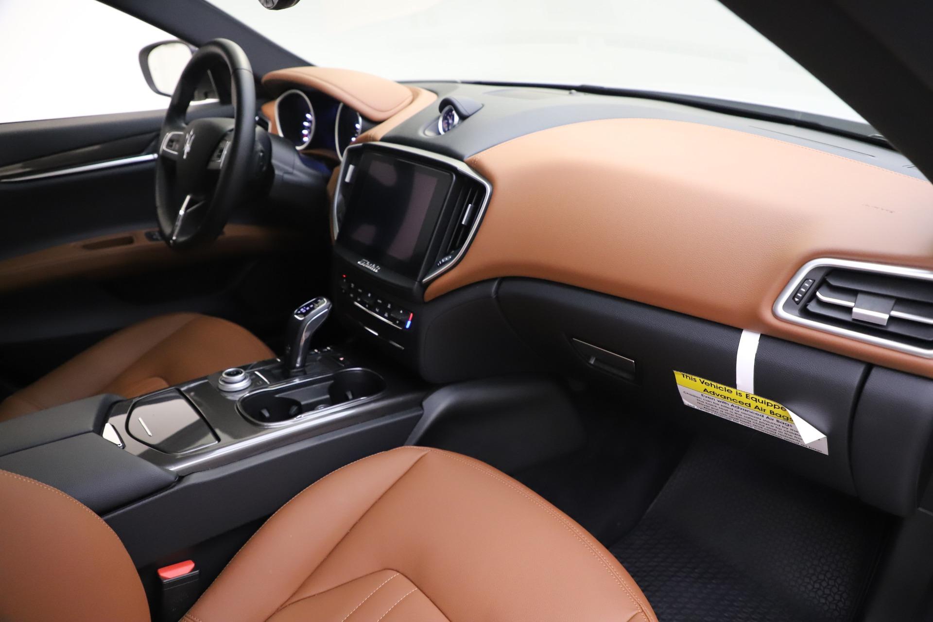New 2019 Maserati Ghibli S Q4 For Sale In Westport, CT 2879_p22