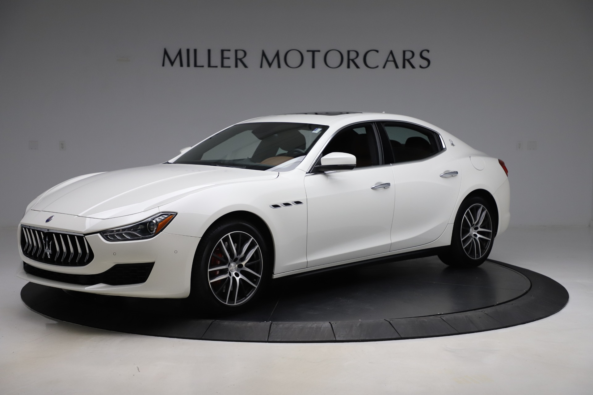 New 2019 Maserati Ghibli S Q4 For Sale In Westport, CT 2879_p2