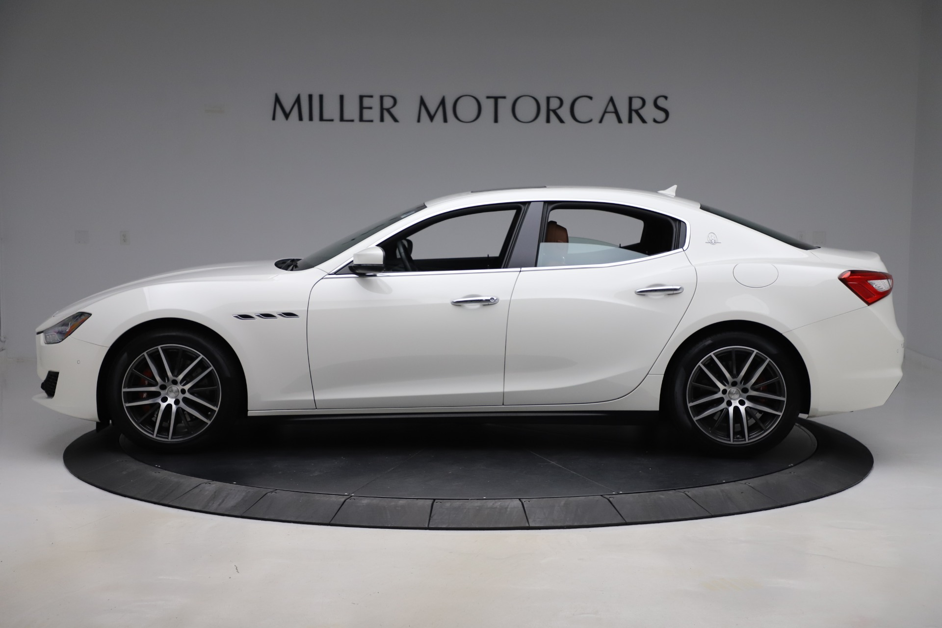 New 2019 Maserati Ghibli S Q4 For Sale In Westport, CT 2879_p3