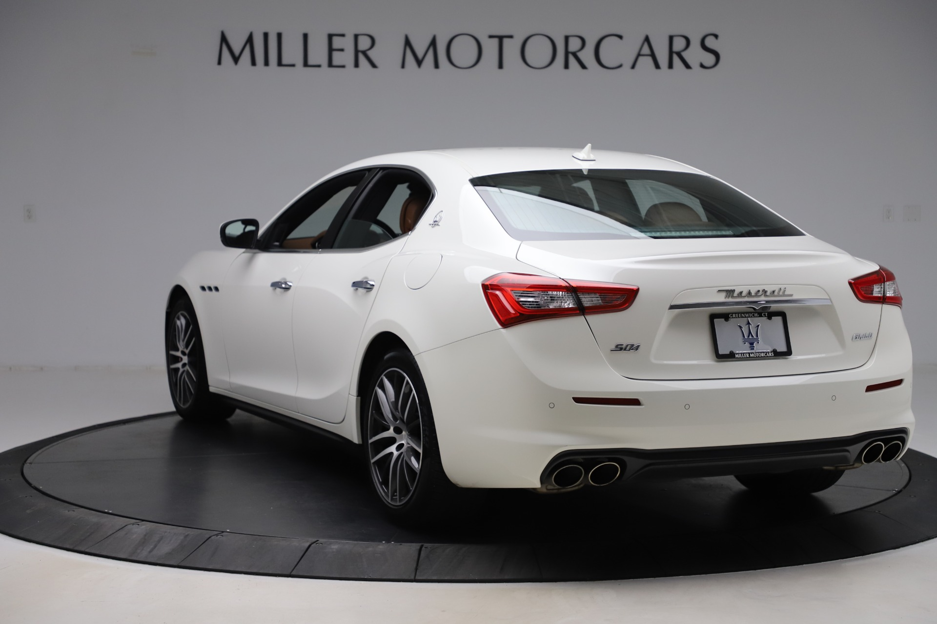 New 2019 Maserati Ghibli S Q4 For Sale In Westport, CT 2879_p5