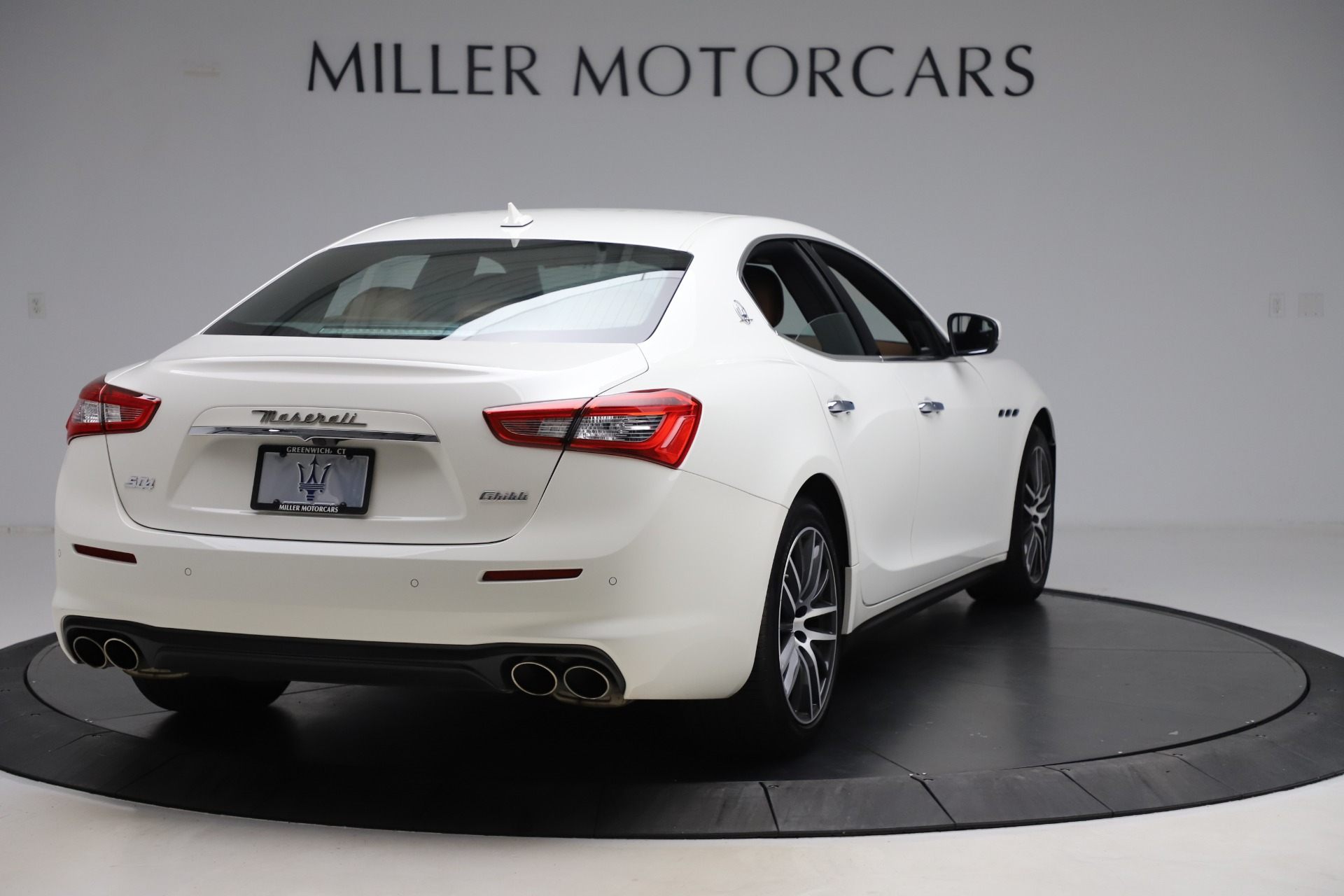 New 2019 Maserati Ghibli S Q4 For Sale In Westport, CT 2879_p7