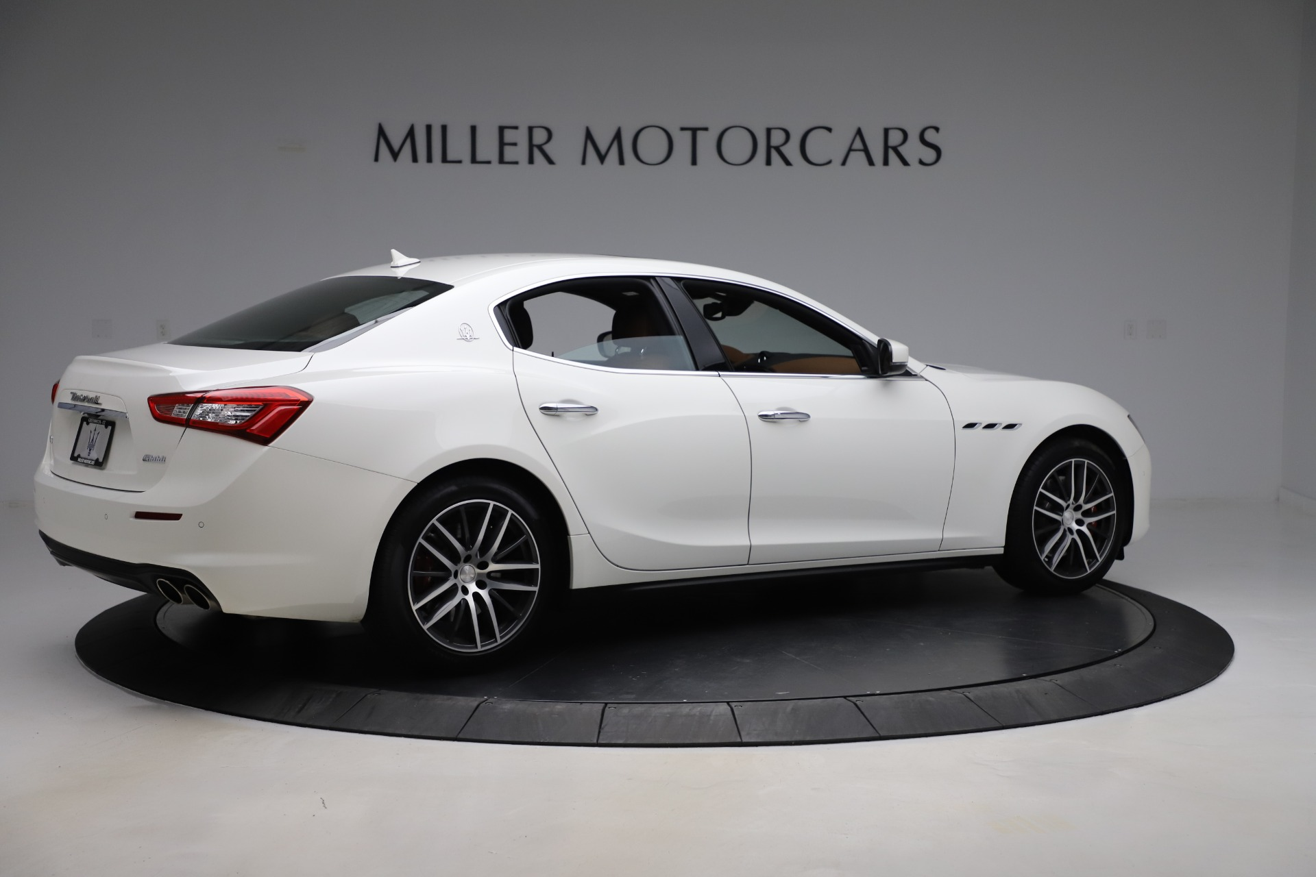New 2019 Maserati Ghibli S Q4 For Sale In Westport, CT 2879_p8